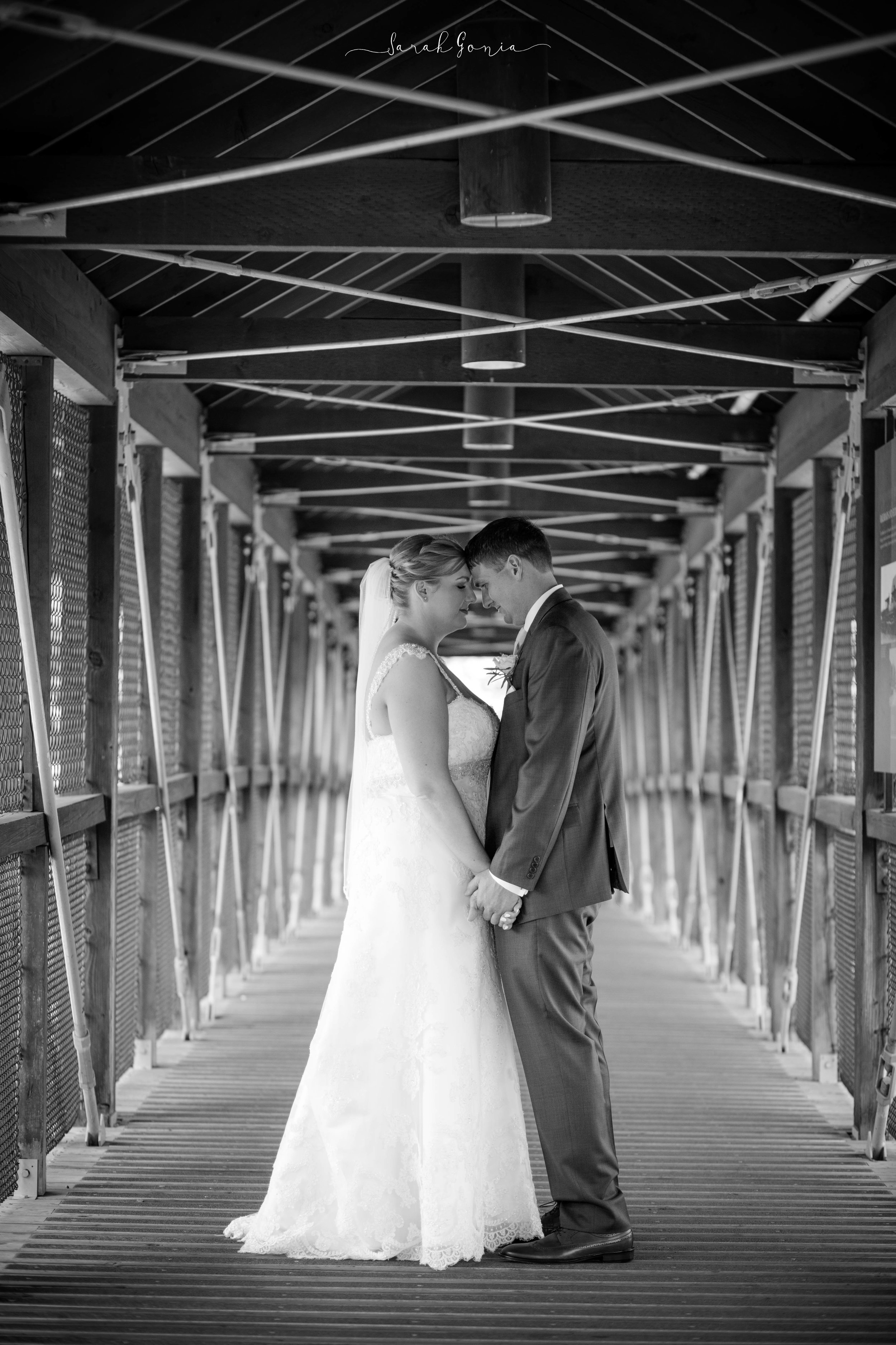 Salish Lodge Wedding | Olympia Wedding Photographer