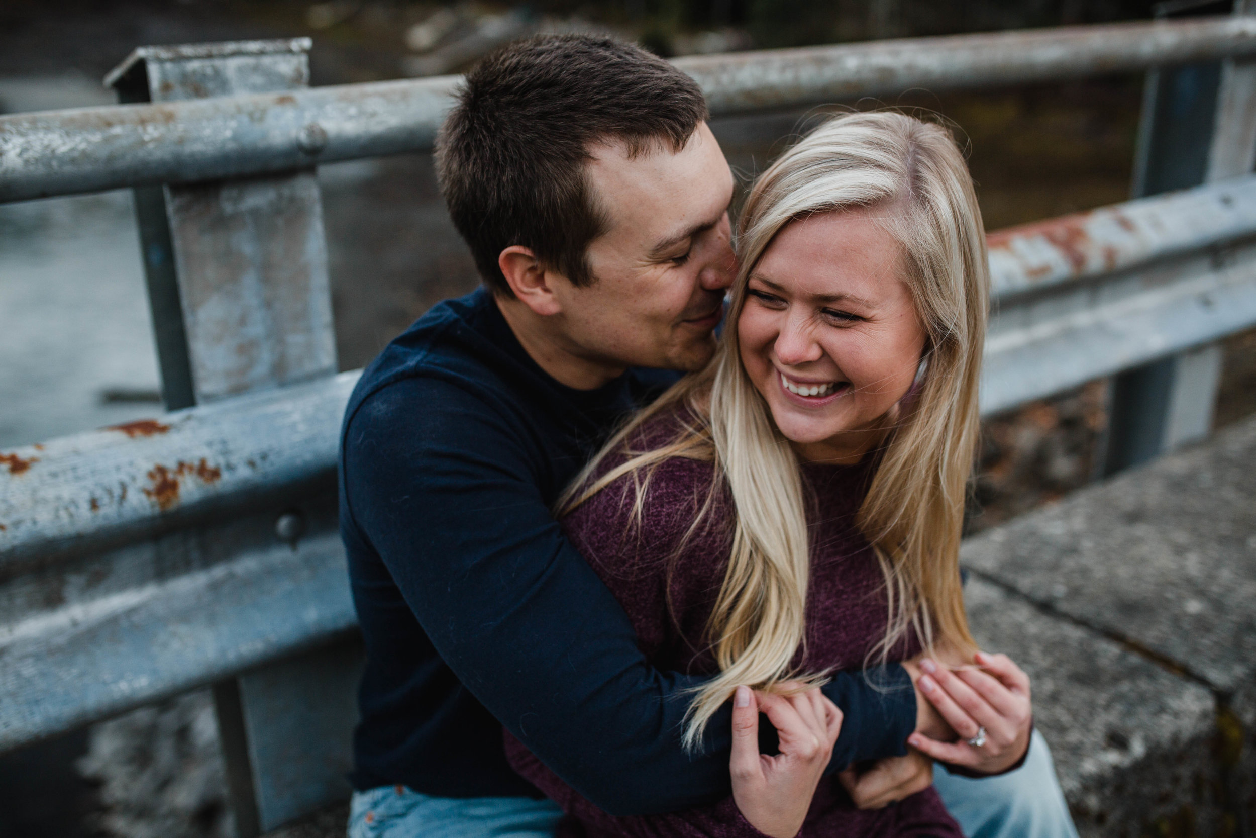 See more of Krissy + Mitch's Lake Cushman Adventure Session - Coming Soon