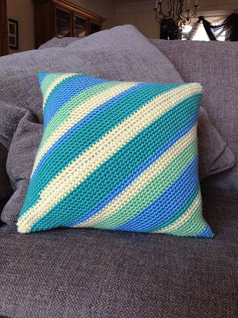 Potholder Pillow