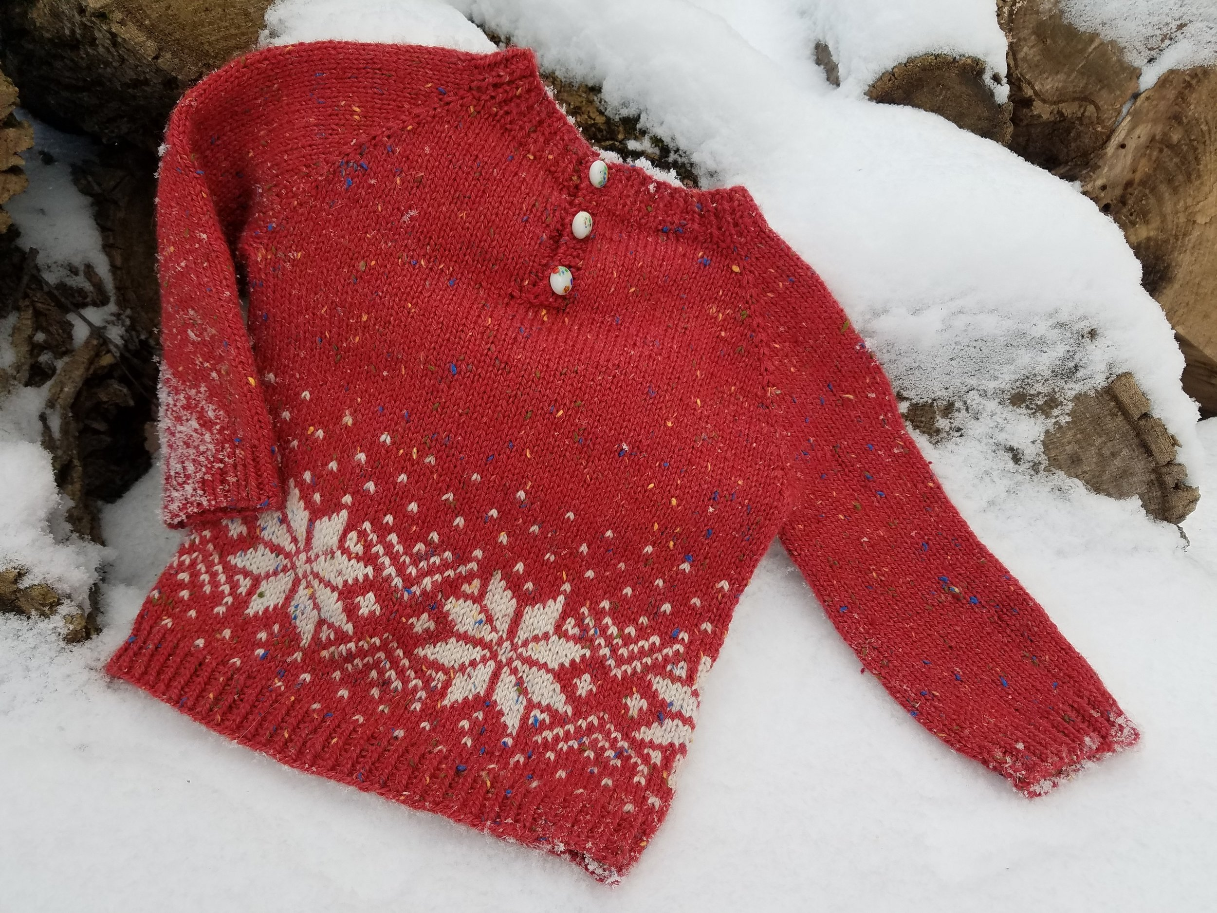 Tormund Baby Sweater