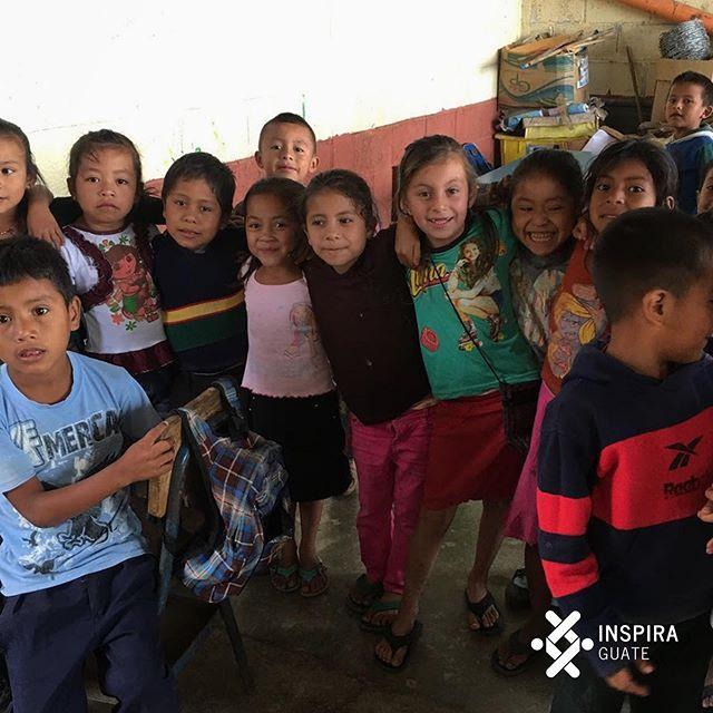 Por ellos todo vale la pena, seguimos con nuestra labor de llevar agua potable y vitaminas a las diferentes comunidades en Guatemala. #fightmalnutrition