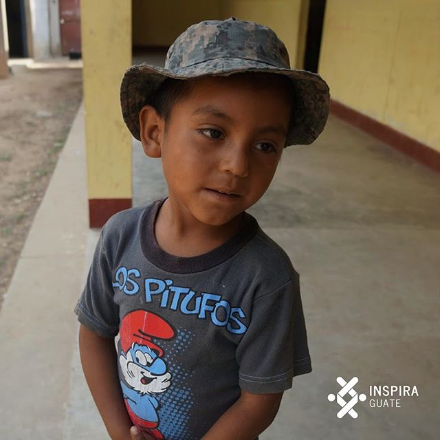 Los niños son el futuro, trabajando por su desarrollo físico y mental. #inspiraguate