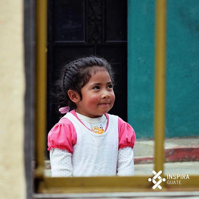 La razón por la que hacemos lo que hacemos, trabajando para brindarles un mejor futuro. #inspiraguate