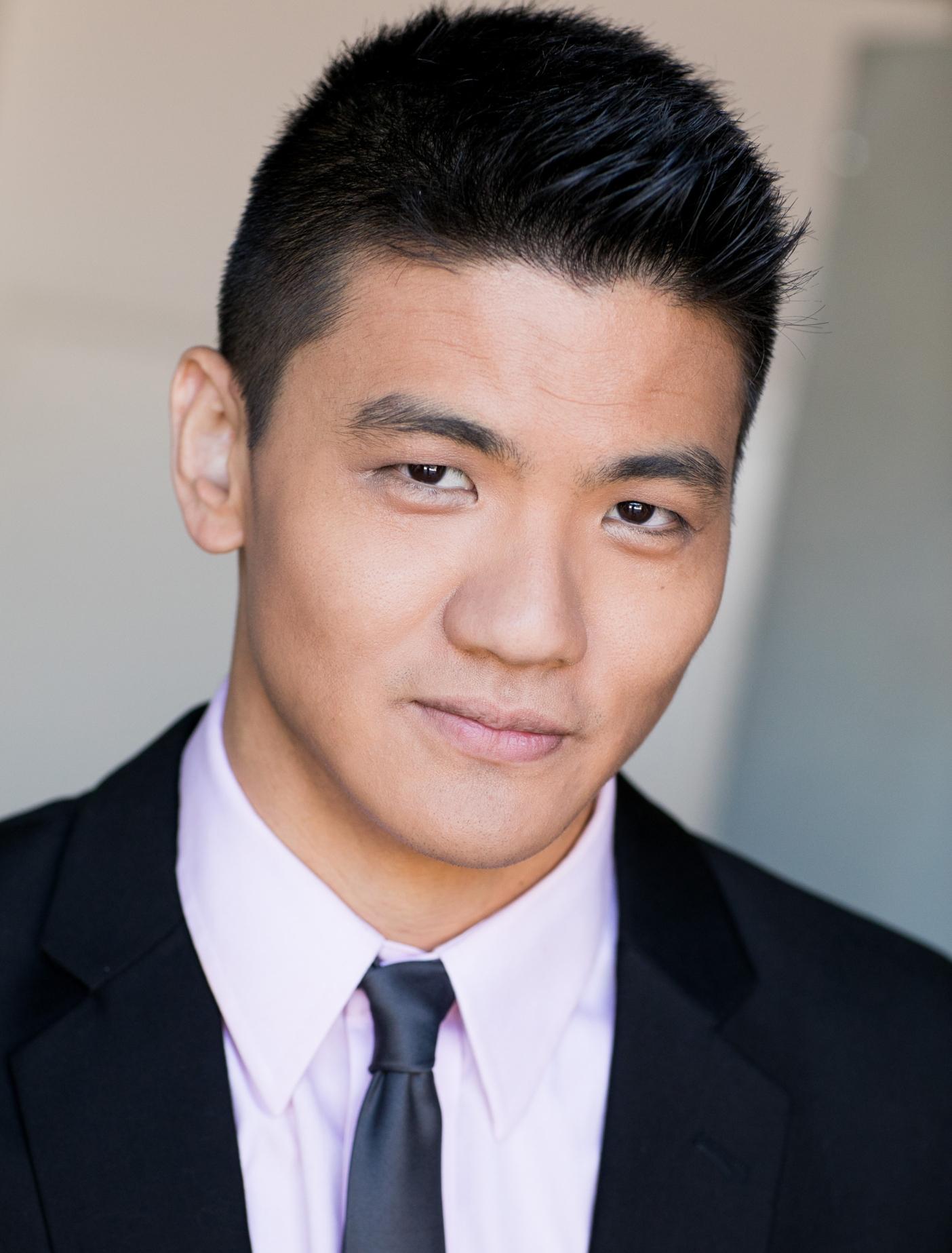 James Tang as Nathan Chan