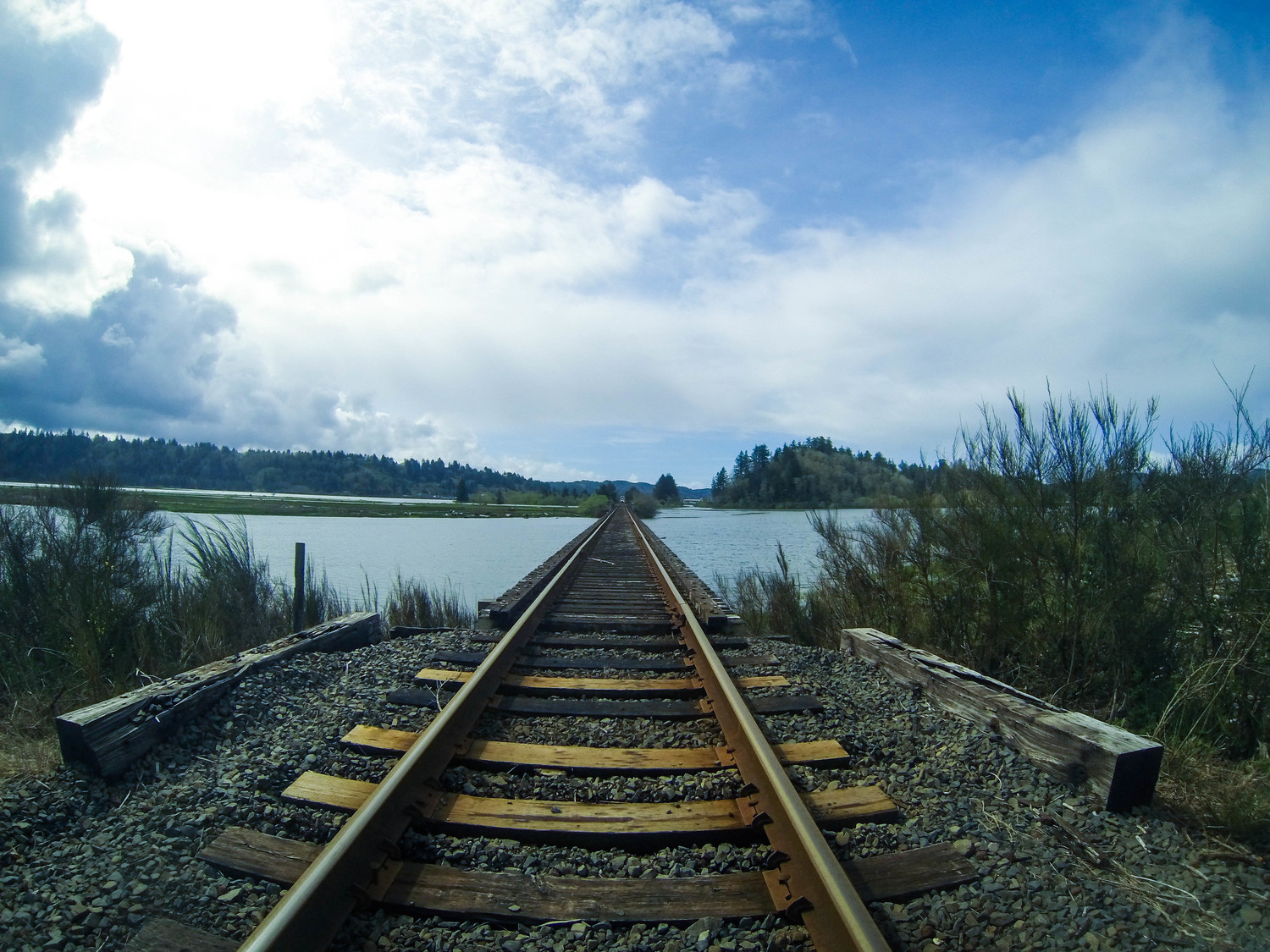 About the Railroad — Port of Coos Bay - Oregon's Seaport