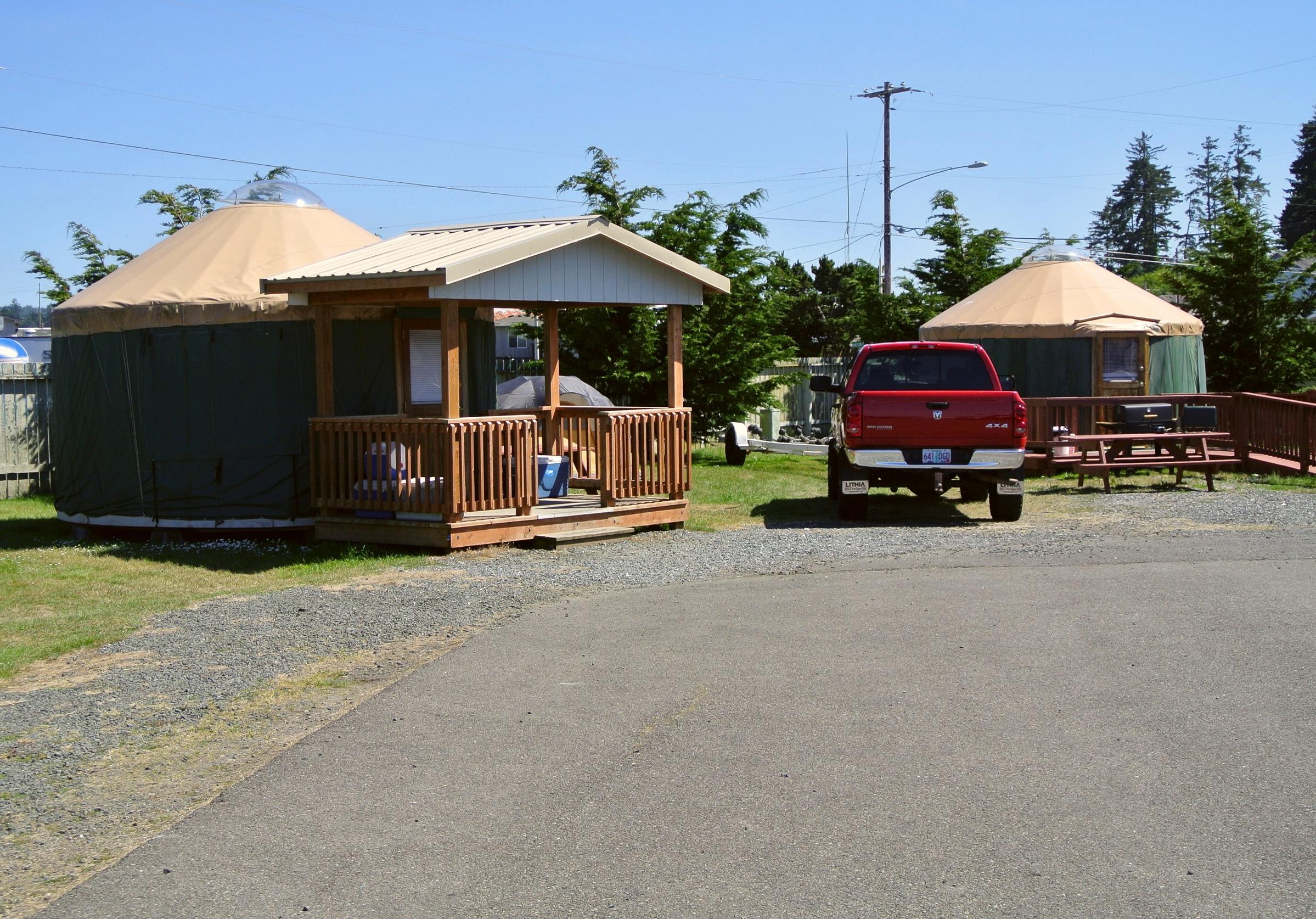 RV Park — Port of Coos Bay - Oregon's Seaport