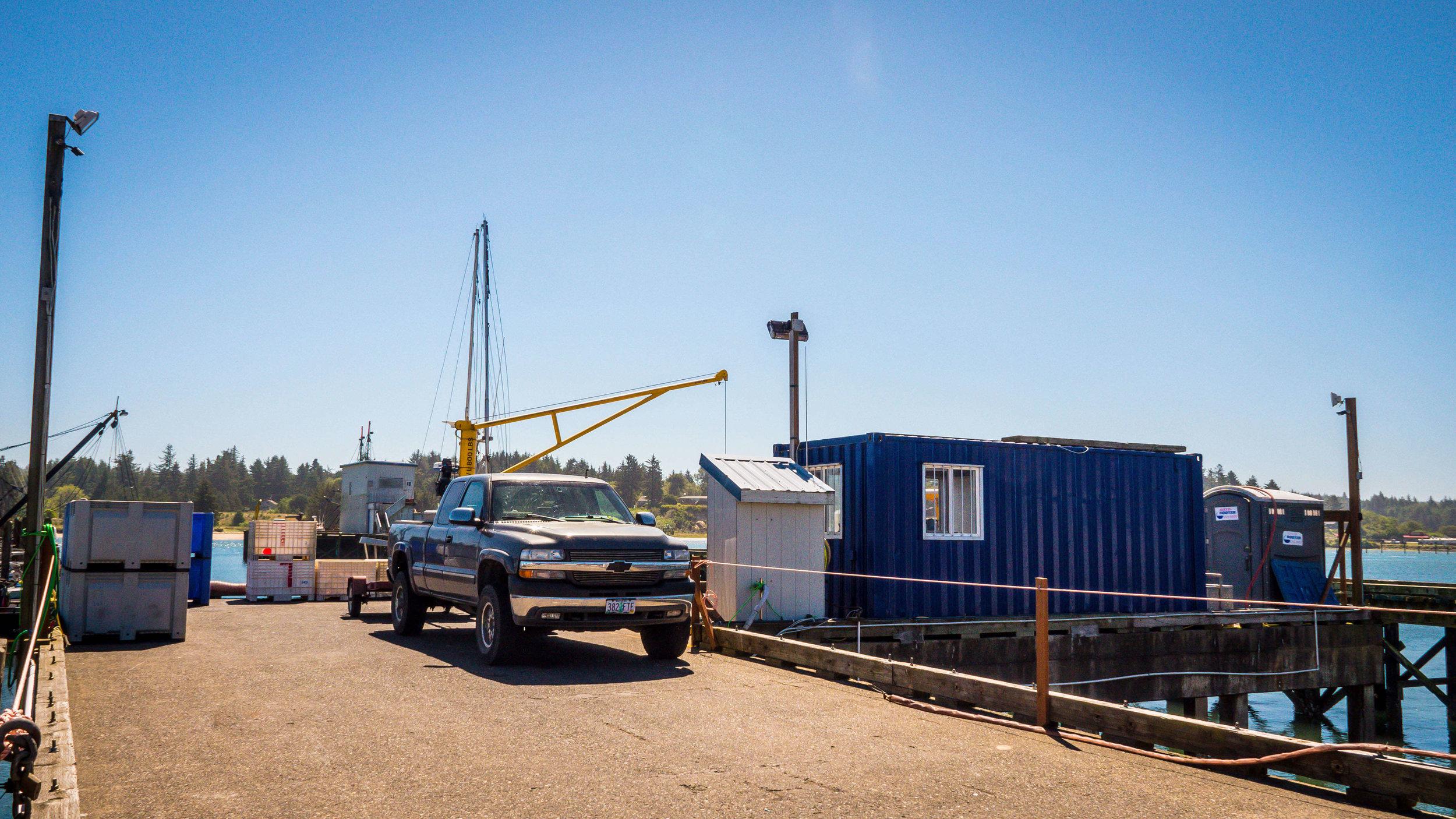Dock 15 Long Fisheries