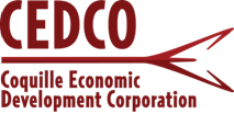 Coquille Economic Development Corporation logo