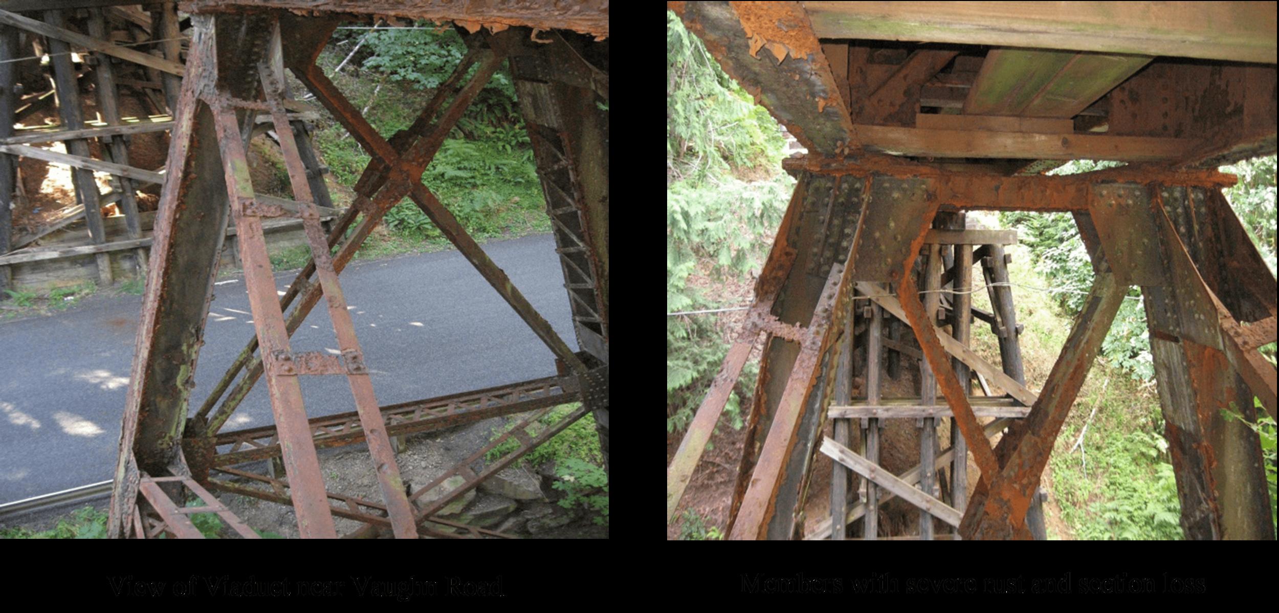CBR vaughn viaduct bridge
