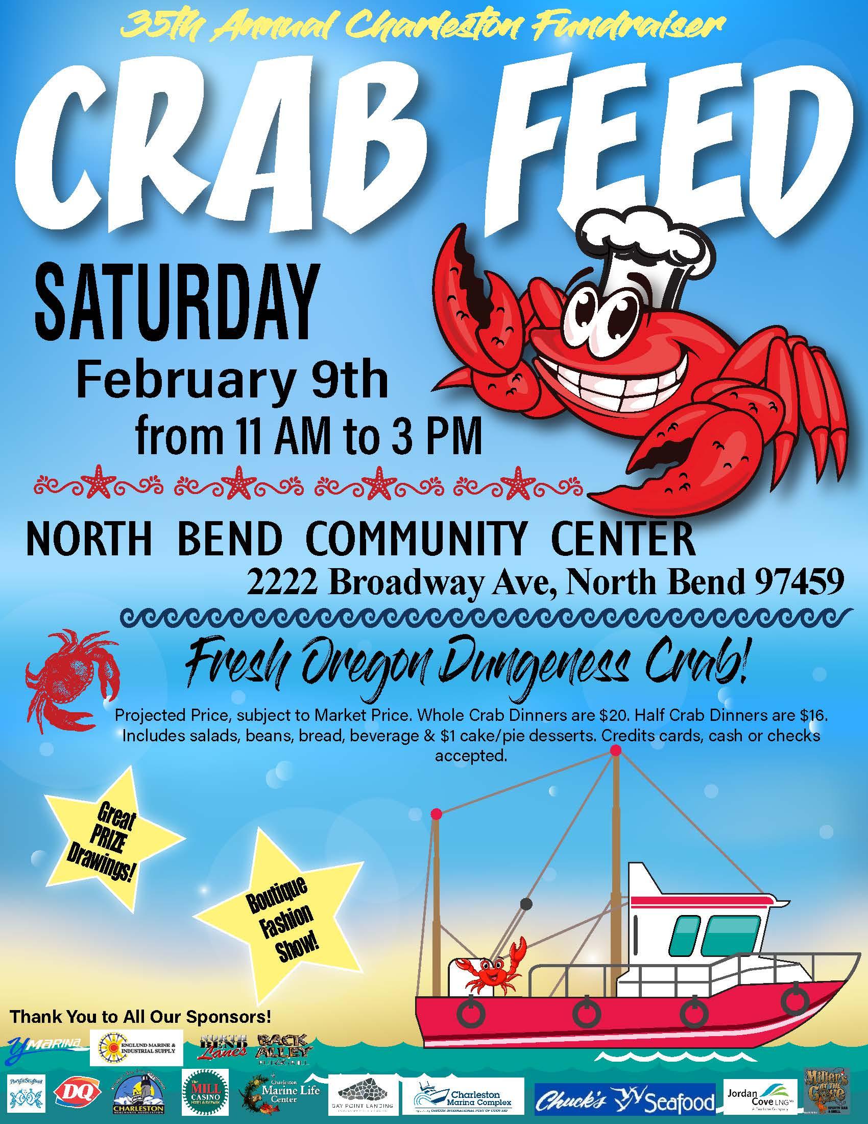 Crab Feed 2019