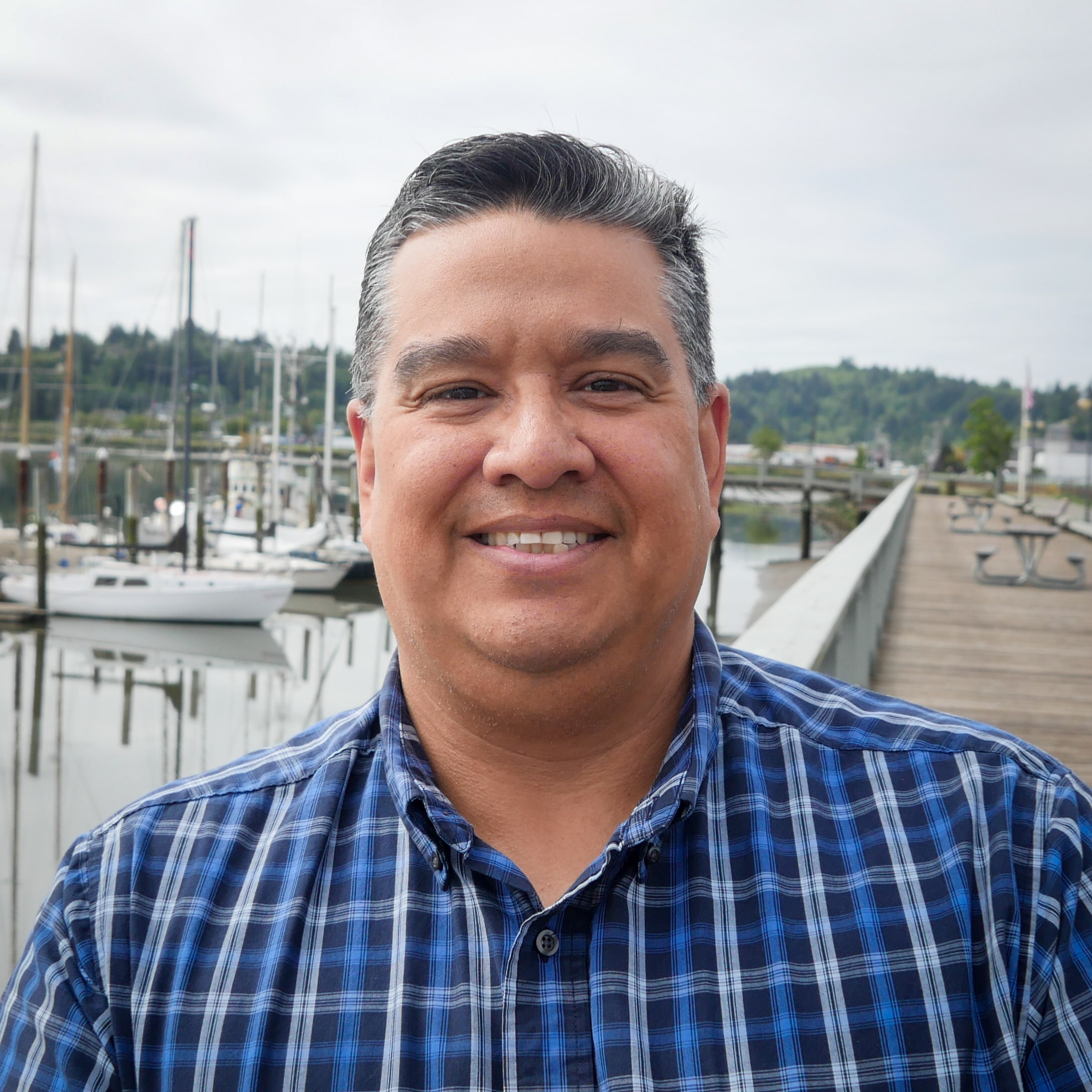 RICH LOPEZ, OPERATIONS MANAGER