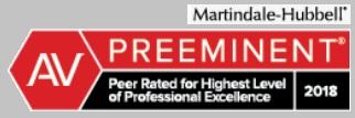 Best Criminal Defense Attorney AV Rated