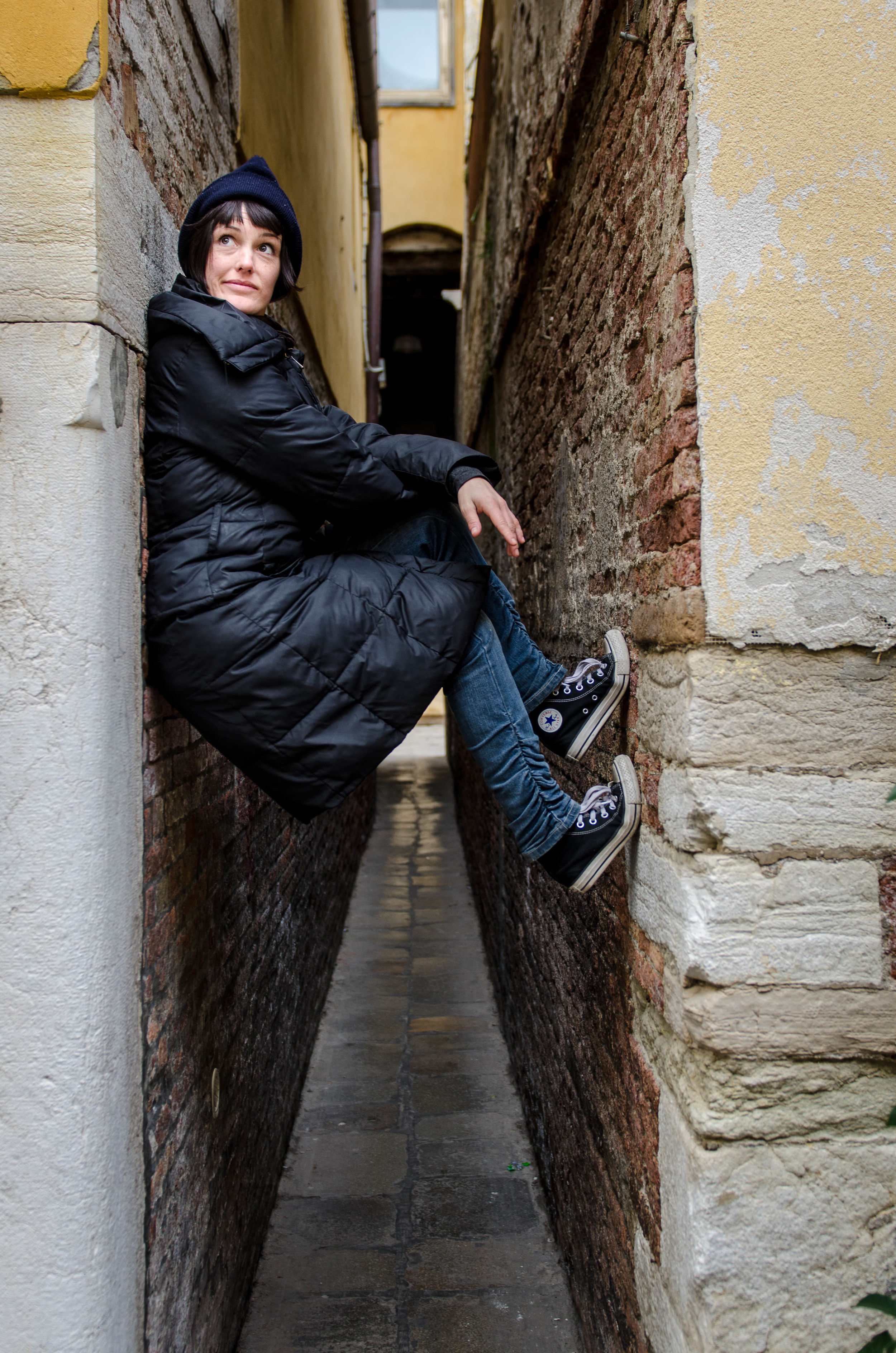 Anna Volpi, our photography expert for Verona and of course Venice.