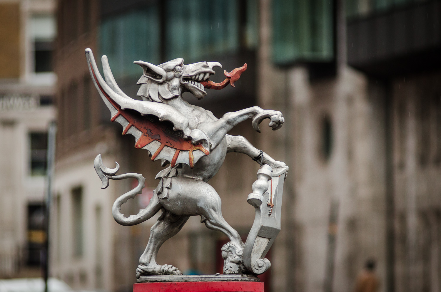 Dragons in London — Aperture Tours