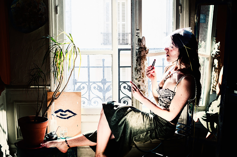 J'aurais voulu être un artiste  Photography : Clara Abi Nader - Nikon D7000 - 35mm f/1.8 @ f/3.2 - 1/5 - ISO:200 - tripod and 10sec timer