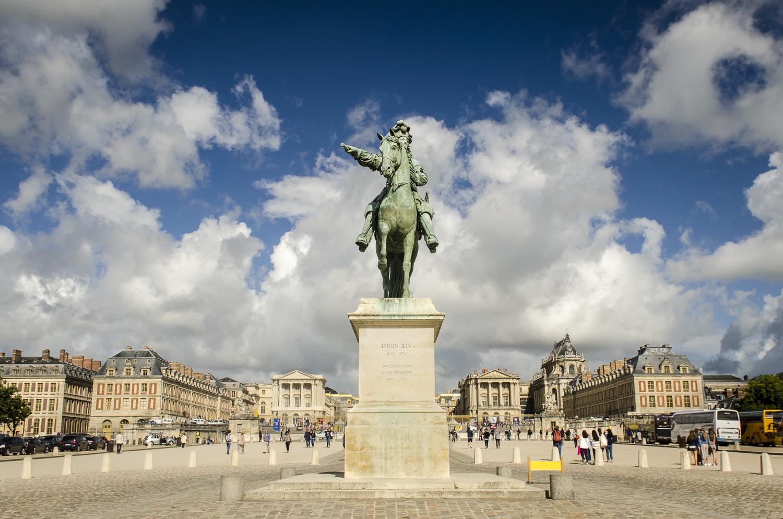 Louis XIV - Photography : Alexander J.E. Bradley - Nikon D7000 - 24.0-70.0 mm f/2.8 @ 24mm - f/8 - 1/125 - ISO 100
