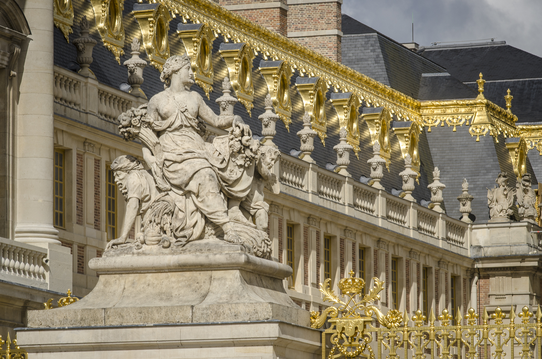 Château de Versailles - Photography : Alexander J.E. Bradley - Nikon D7000 - 80.0-200.0 mm f/2.8 @ 145mm - f/16 - 1/250 - ISO 100