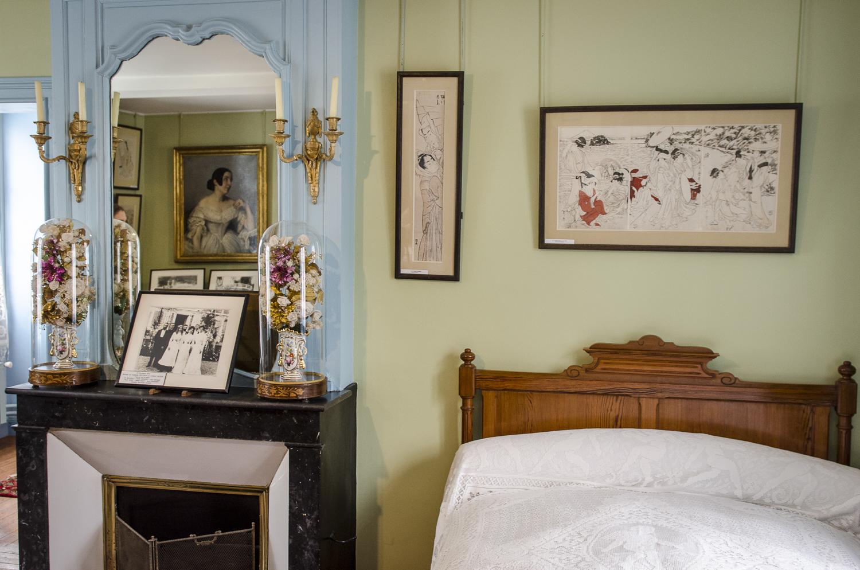Monet's House Interior - Photo: Alexander J.E. Bradley - Nikon D7000 - 24-70mm f/2.8 @ 24mm - f/3.5 - 1/50 -ISO 800