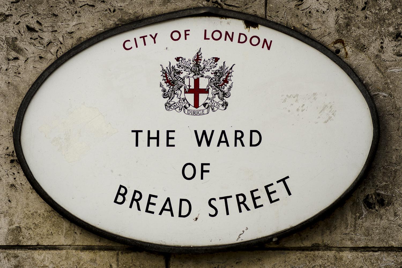 The Ward of Bread Street - PHOTO: ALEXANDER J.E. BRADLEY - NIKON D7100 - 80-200MM F/2.8 @ 105MM - F/5 - 1/500 -ISO 100