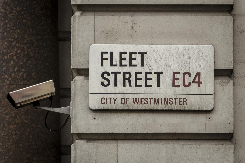 Fleet Street - City of Westminster - PHOTO: ALEXANDER J.E. BRADLEY - NIKON D7100 - 80-200MM F/2.8 @ 200MM - F/2.8 - 1/400 -ISO 400
