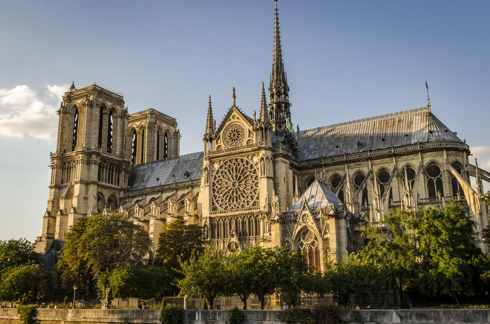 Best Place To Photograph Notre Dame De Paris Aperture Tours