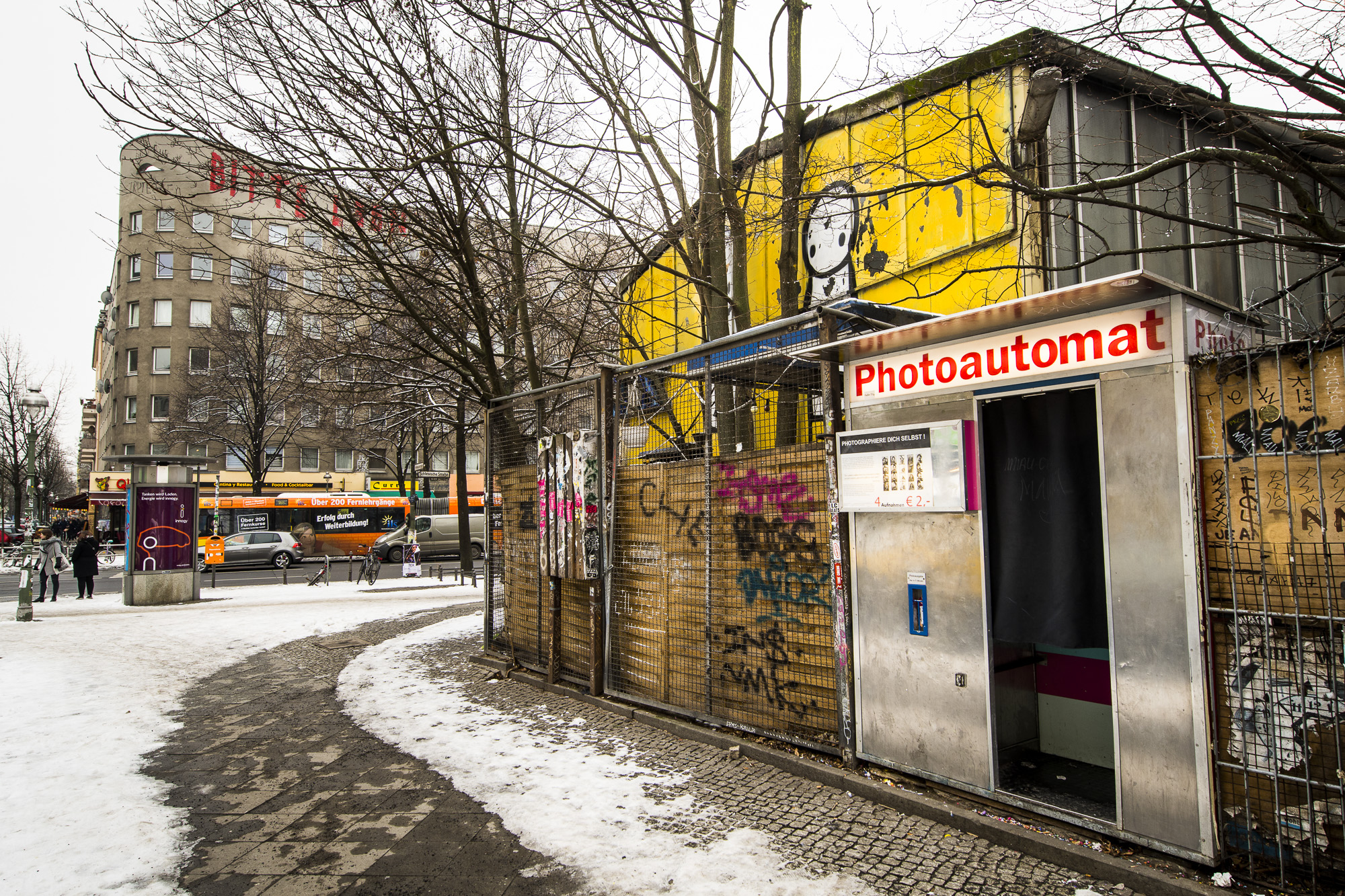Schlesische Straße  PHOTOGRAPHY: ALEXANDER J.E. BRADLEY • NIKON D500 • AF-S NIKKOR 14-24MM F/2.8G ED @ 14MM • F/8 • 1/50 • ISO 100