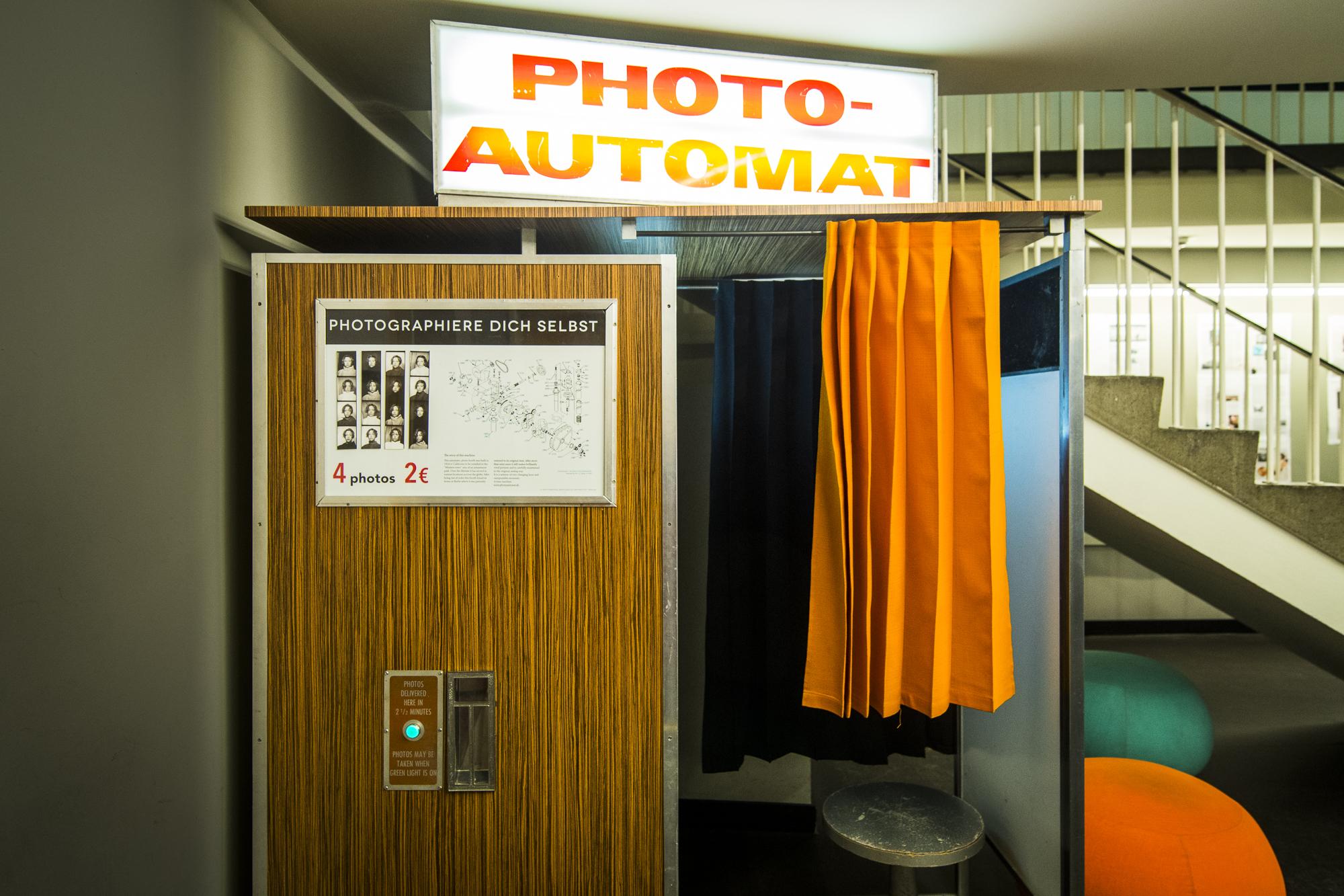 Amerika Haus  PHOTOGRAPHY: ALEXANDER J.E. BRADLEY • NIKON D500 • AF-S NIKKOR 14-24MM F/2.8G ED @ 14MM • F/2.8 • 1/80 • ISO 800