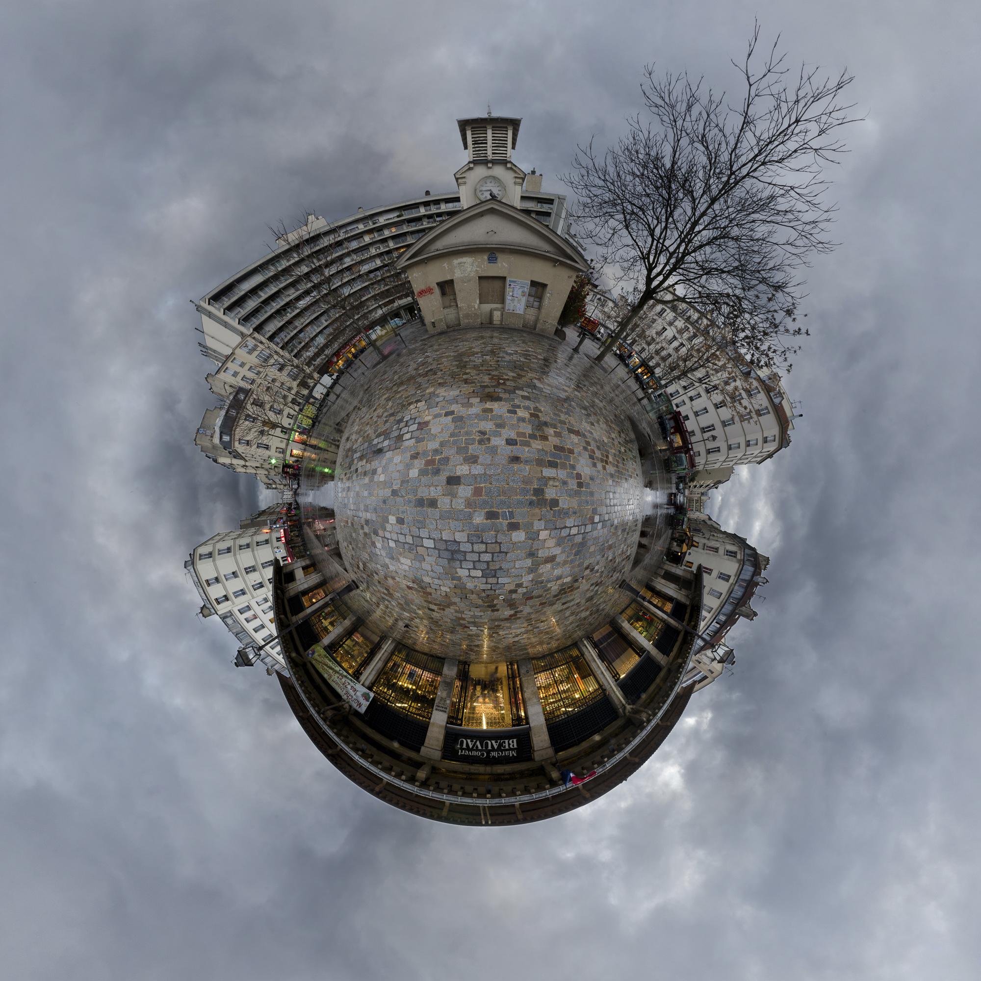 Place d'Aligre  PHOTOGRAPHY: ALEXANDER J.E. BRADLEY • NIKON D7000