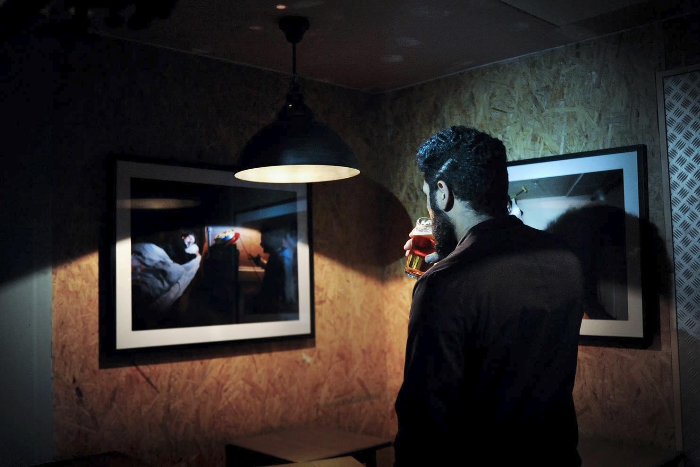 Charlie Bar  Photography: Margot Simonney