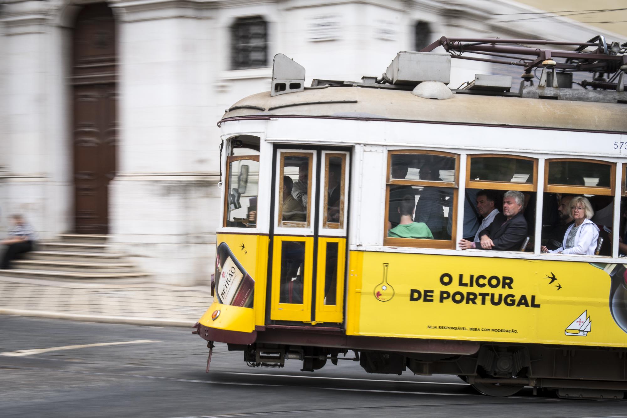 Praça Luís de Camões  PHOTOGRAPHY: ALEXANDER J.E. BRADLEY •NIKON D500 • AF-S NIKKOR 24-70mm f/2.8G ED • 44mm • F/22 •1/15 •ISO 100