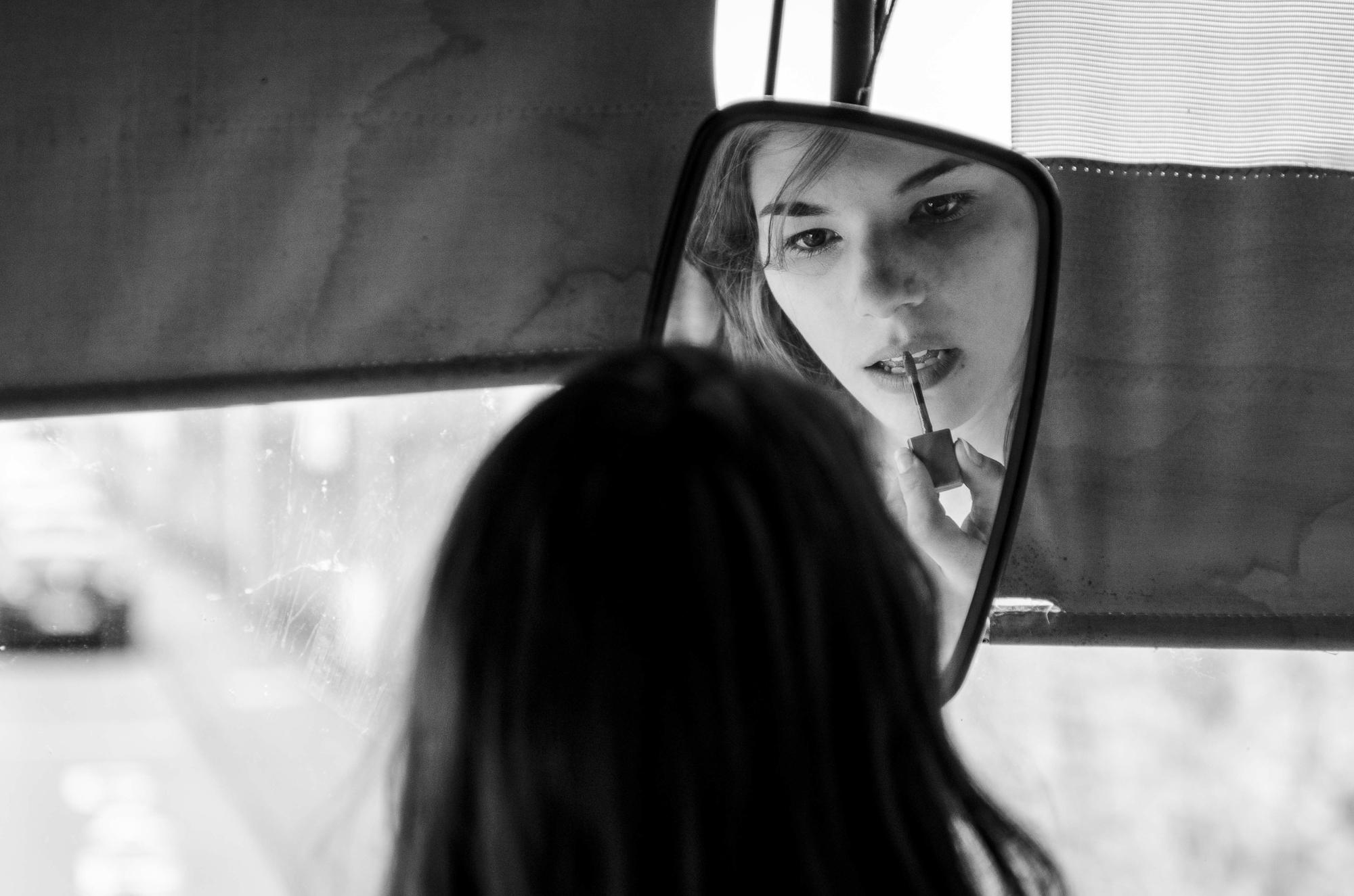 Rouge Rouge 3 - France  PHOTOGRAPHY: ALEXANDER J.E. BRADLEY • NIKON D7000 • AF-S NIKKOR 24-70mm Ƒ/2.8G ED @ 70MM • Ƒ/2.8 • 1/250 • ISO 400