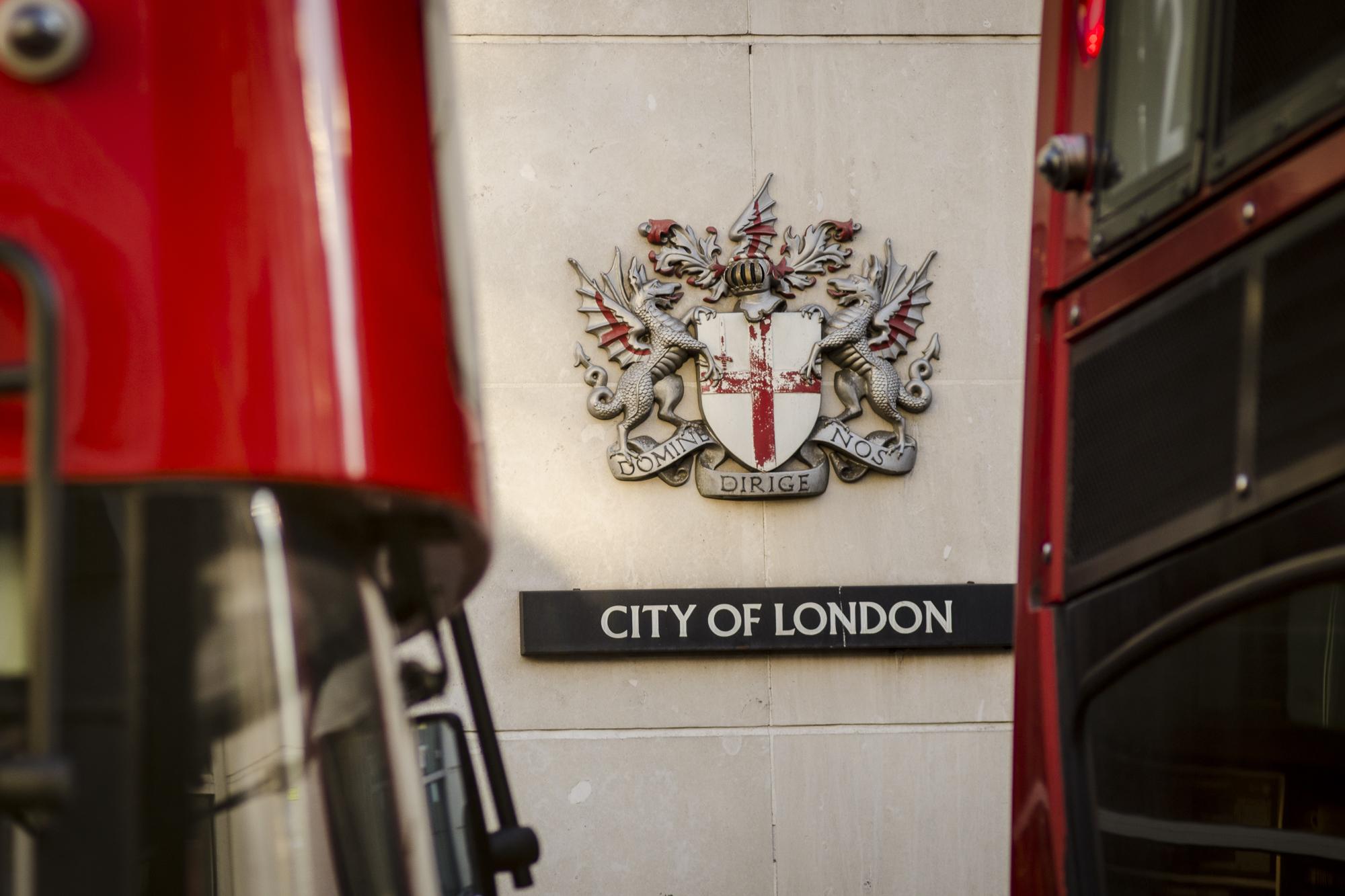 City of London - London  PHOTOGRAPHY: ALEXANDER J.E. BRADLEY • NIKON D7000 • AF NIKKOR 80-200mm f/2.8 D ED @ 135MM • Ƒ/4 • 1/250 • ISO 200