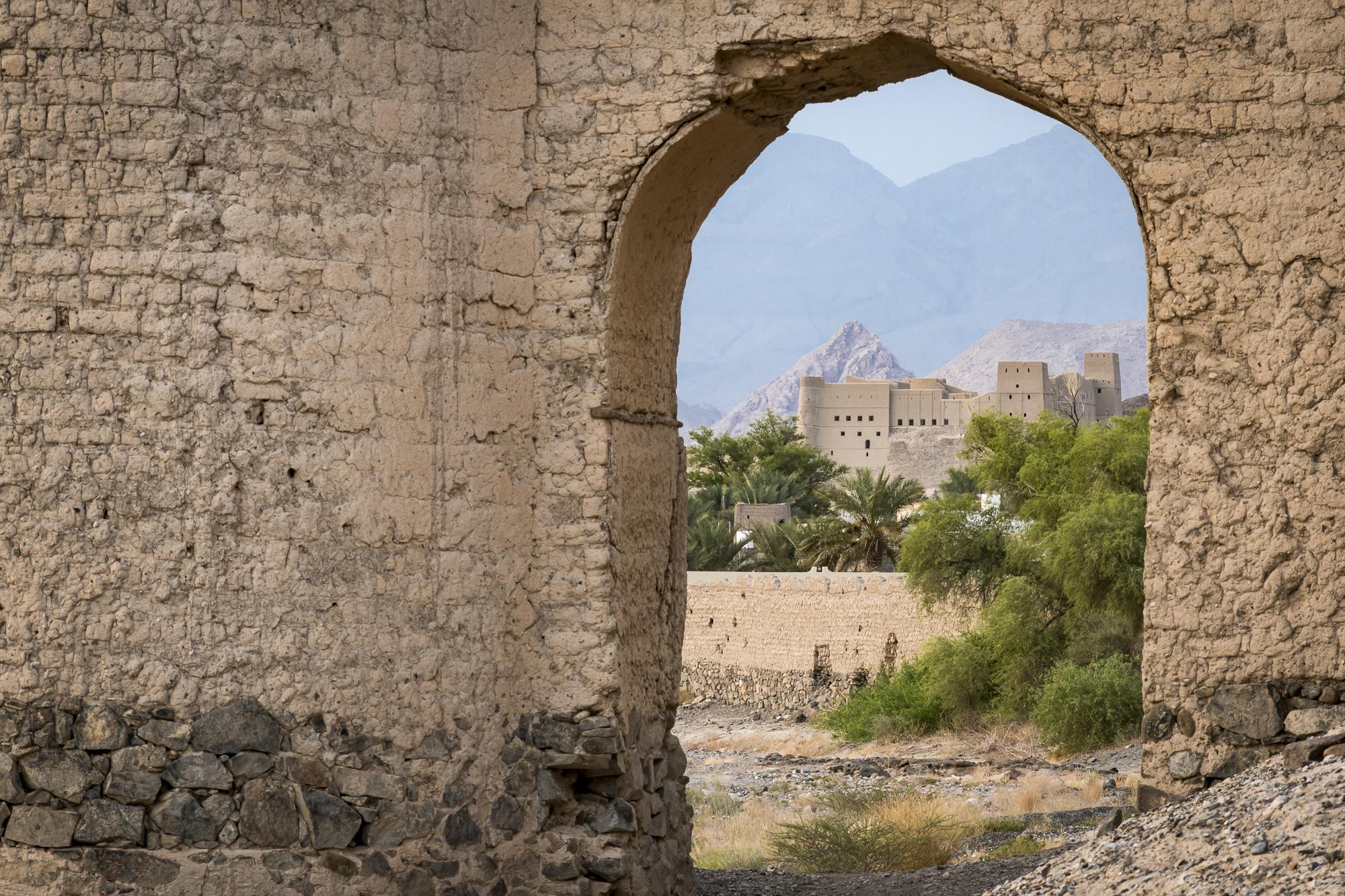 Bahla Fort - Oman  PHOTOGRAPHY: ALEXANDER J.E. BRADLEY • NIKON D500 • AF-S NIKKOR 24-70mm ƒ/2.8G ED @ 125MM • ƒ/16 • 1/6 • ISO 100
