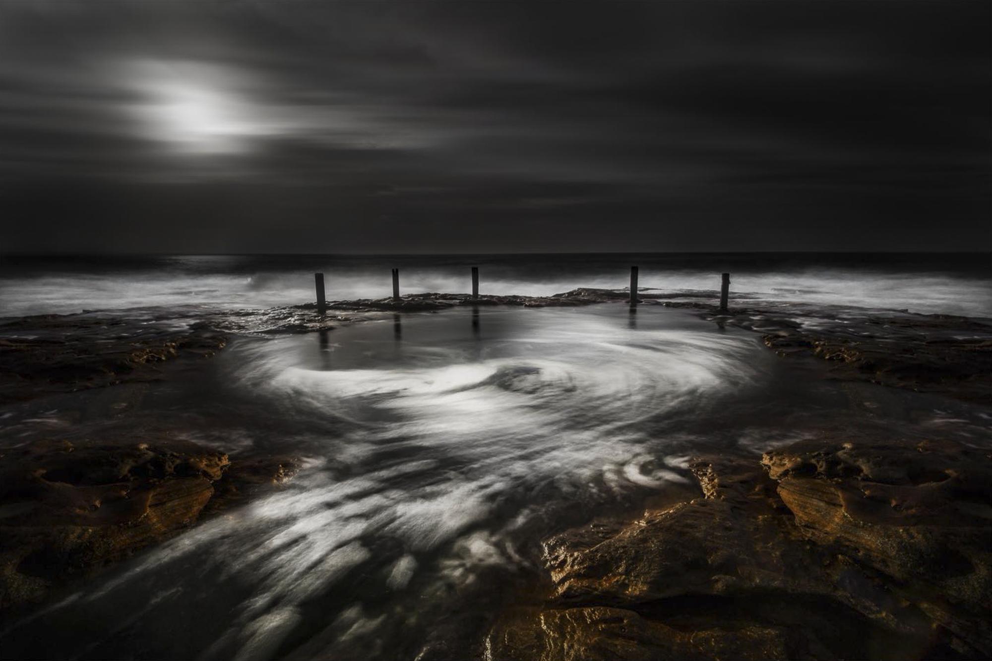 Ivor Rowe Rockpool  PHOTOGRAPHY: Federico Rekowski