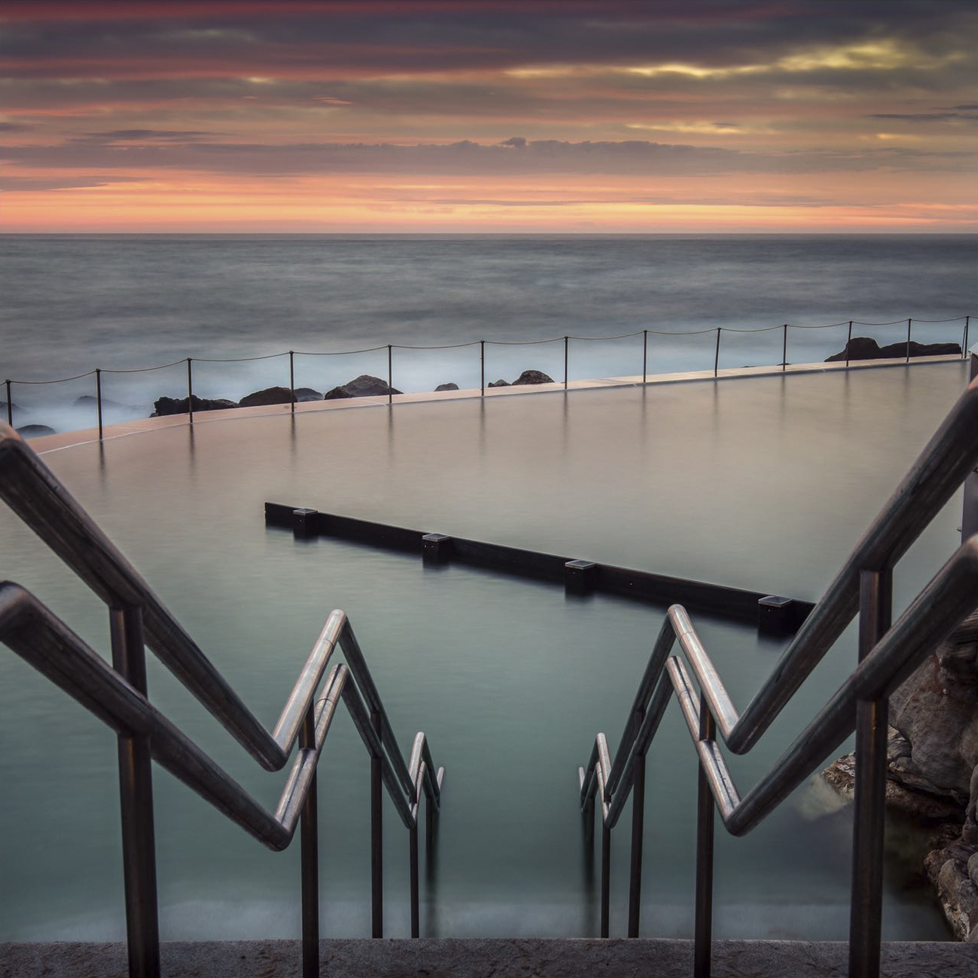 Bronte Baths   PHOTOGRAPHY: Federico Rekowski