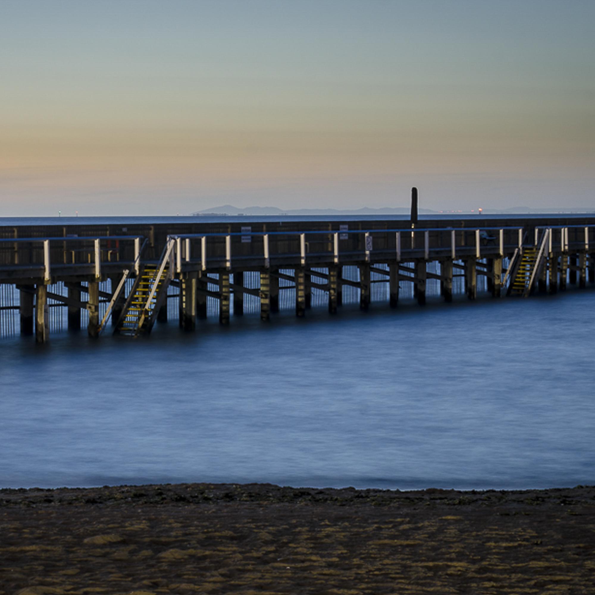 Middle Brighton Baths  PHOTOGRAPHY: ALEXANDER J.E. BRADLEY • NIKON D7000 • AF-S NIKKOR 24-70MM Ƒ/2.8G ED @ 45MM • Ƒ/11 • 20EC • ISO 100
