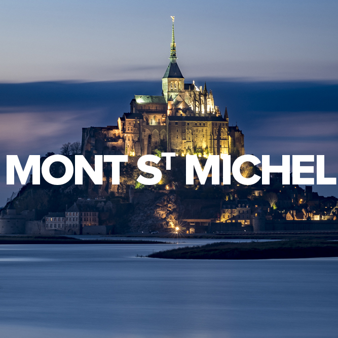 Mont St. Michel Photo Excursion