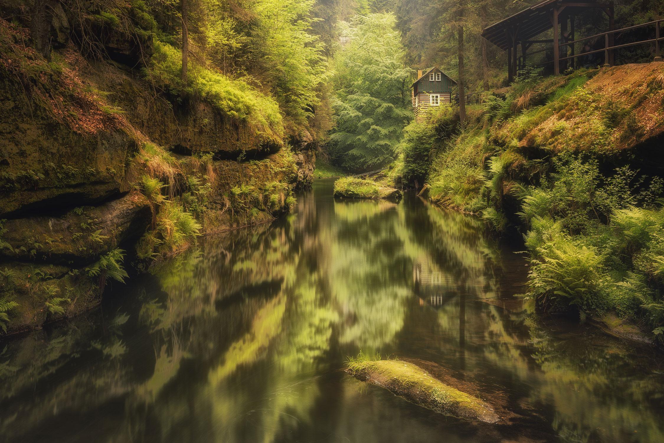 bohemian switzerland  Photography: Martin Bisof