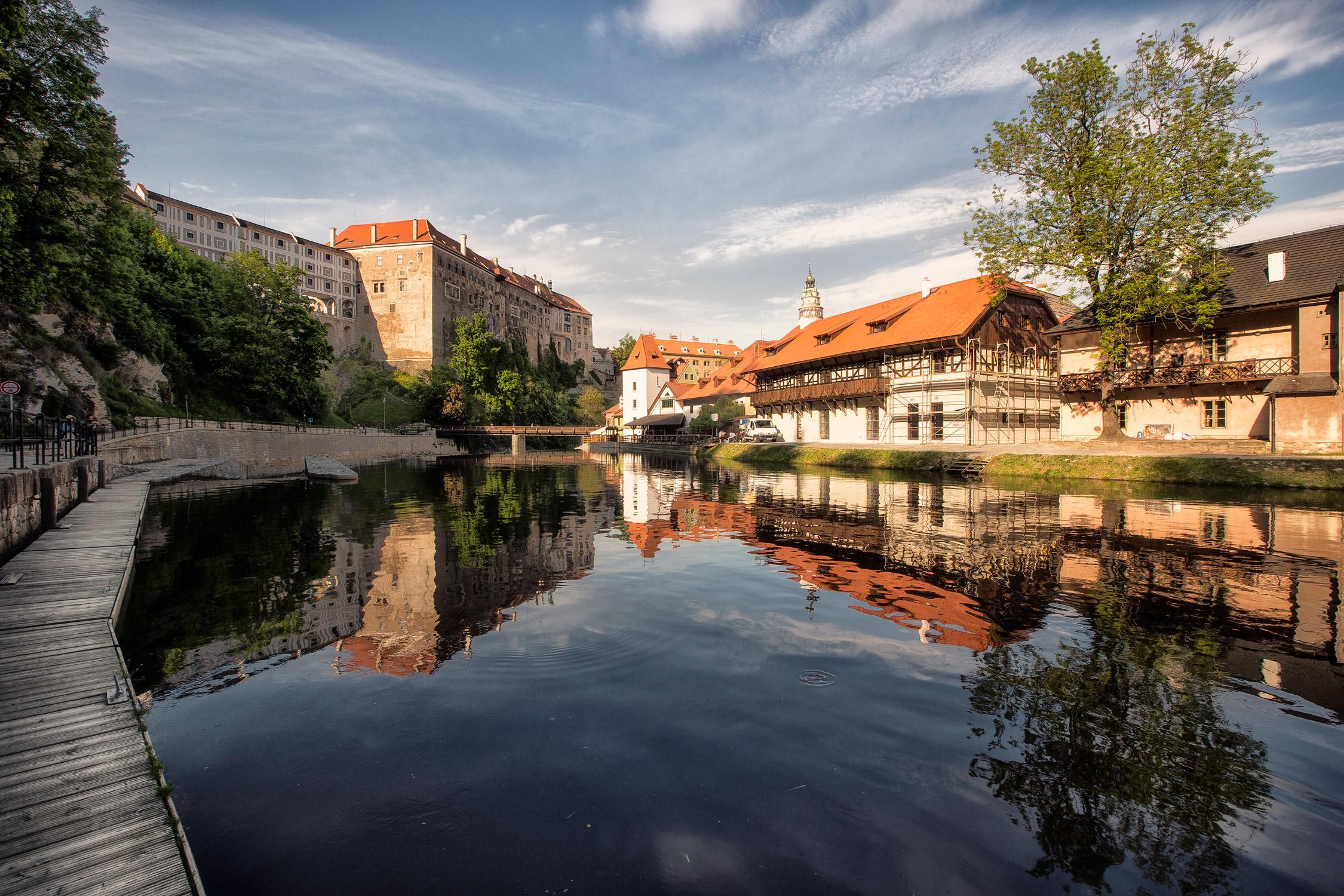cesky-krumlov2  Photography: Martin Bisof