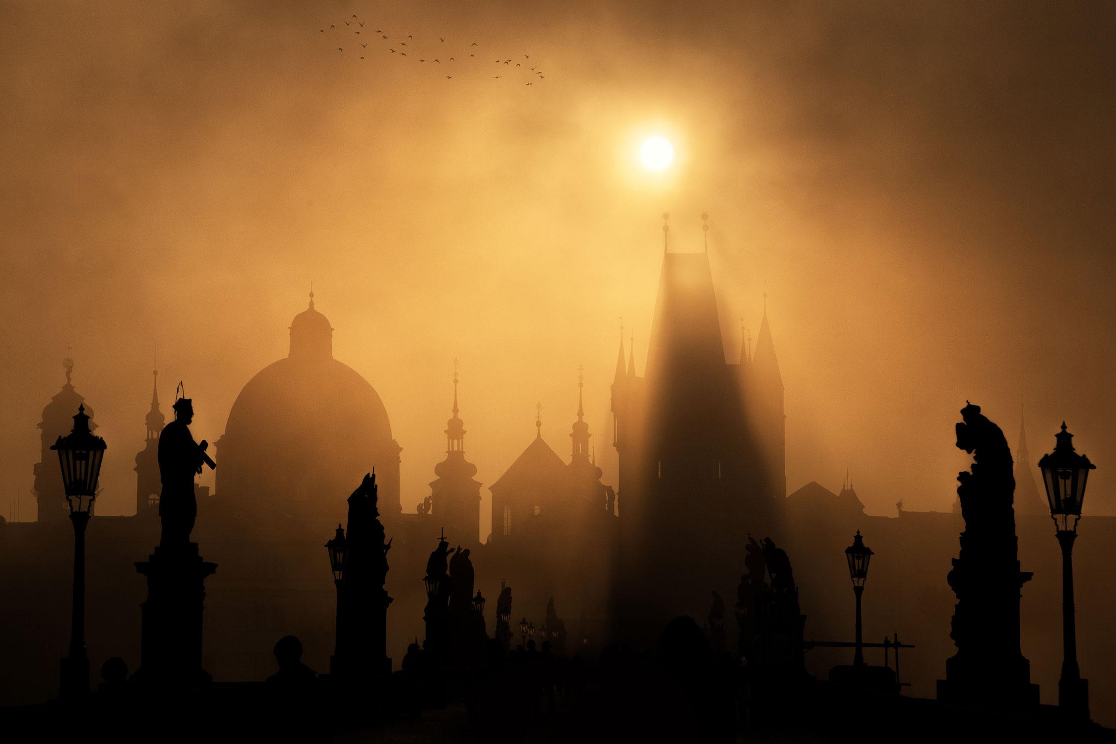 Prague  Photography: Martin Bisof