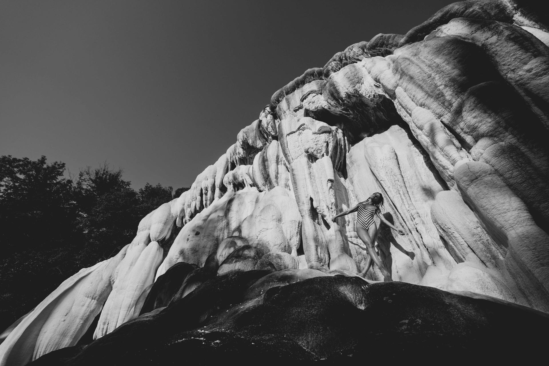 Bagni San Filippo  PHOTO: MIRKO FIN • Sonly Sony a7R III • 12-24mm Ƒ/4 @ 16mm • Ƒ/6.3 • 1/1000 • ISO 320