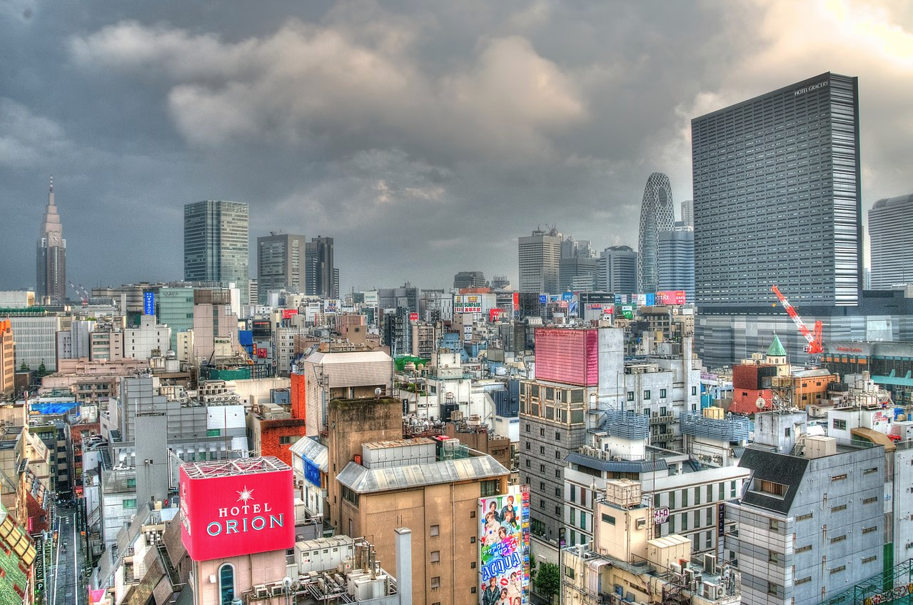 Photo taken by a Client on a tour of Tokyo with Aperture Tours