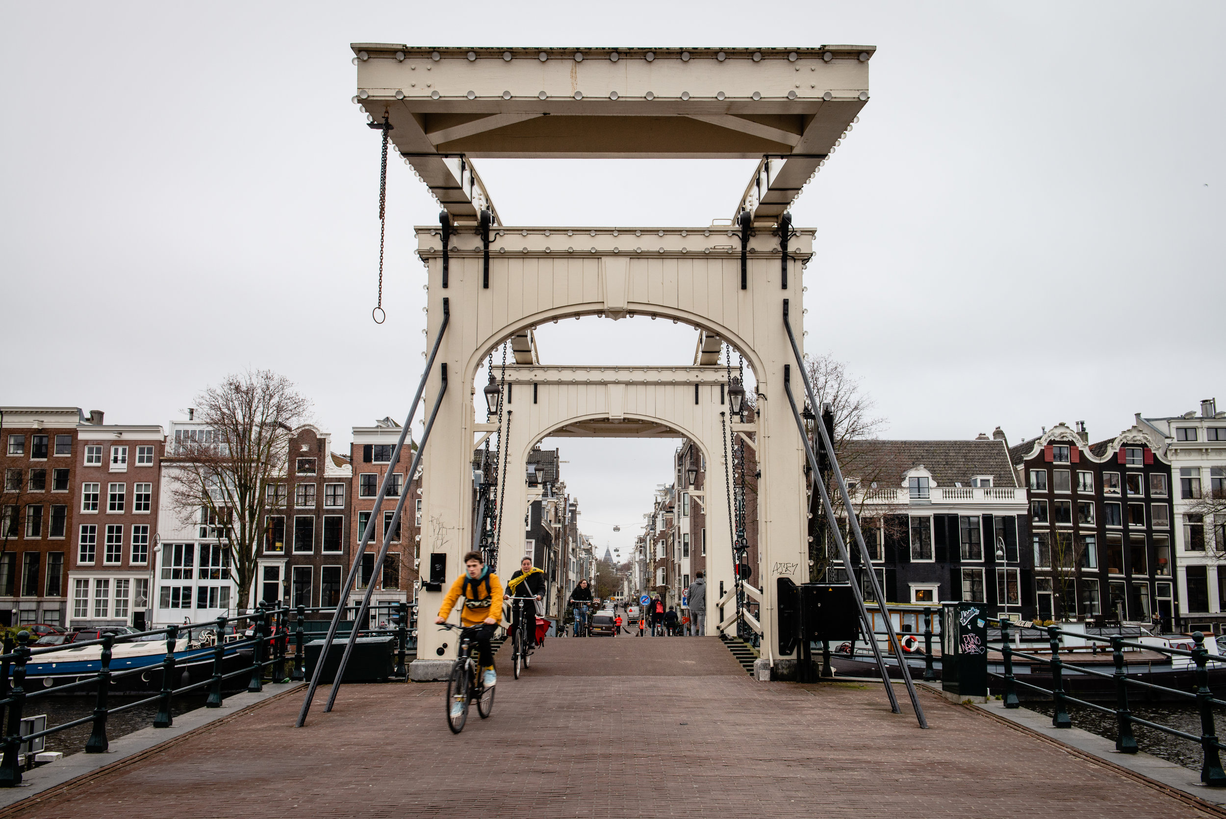 Drieharingenbrug  PHOTOGRAPHY: William Lounsbury • NIKON D800 • AF-S NIKKOR 24-70MM Ƒ/2.8G ED @ 34MM • Ƒ/8 • 1/50 • ISO 400