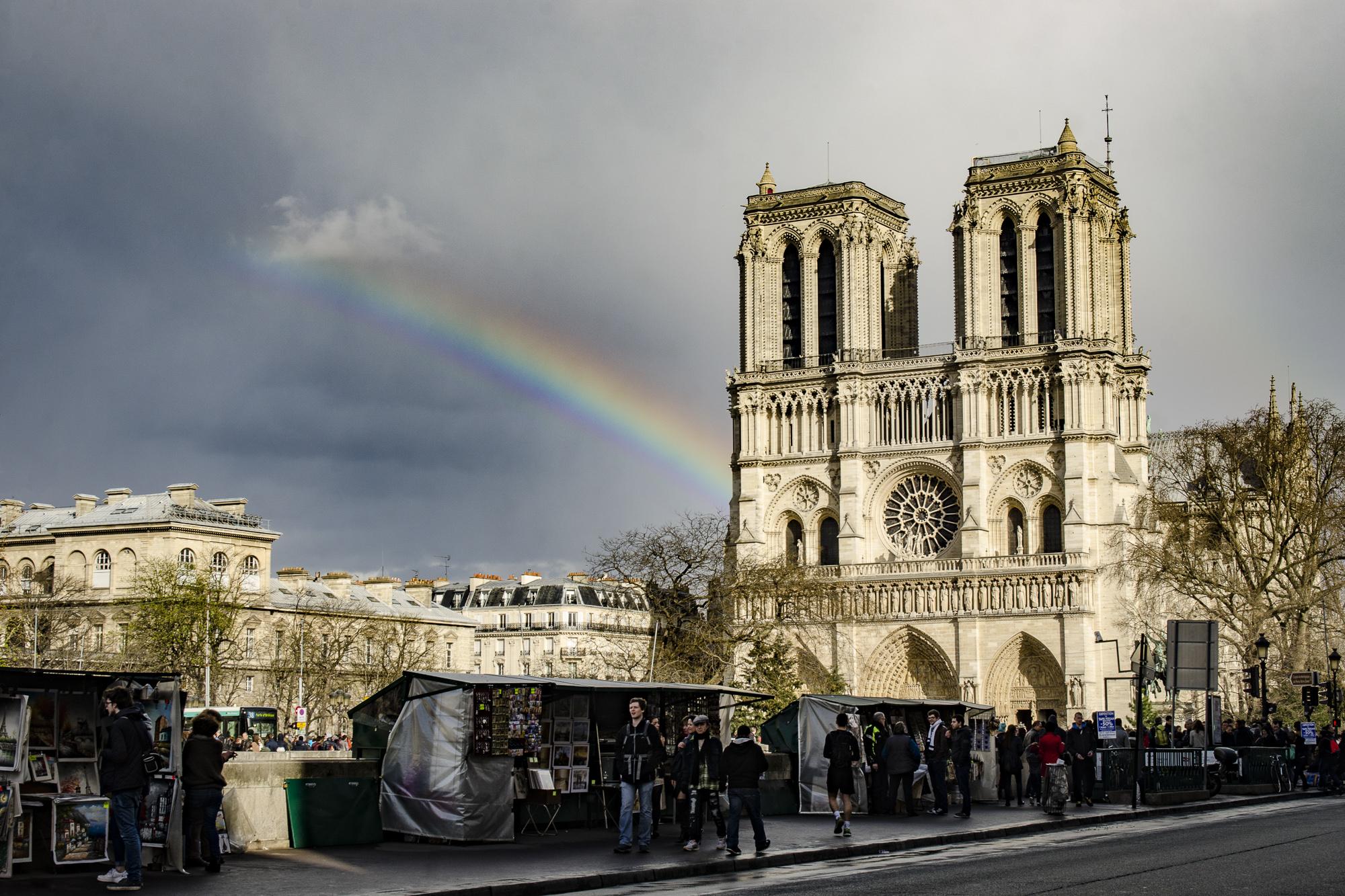 Notre Dame  PHOTOGRAPHY: ALEXANDER J.E. BRADLEY • NIKON D7000 • AF-S NIKKOR 24-70MM Ƒ/2.8G ED @ 36MM • Ƒ/13 • 1/125 • ISO 100