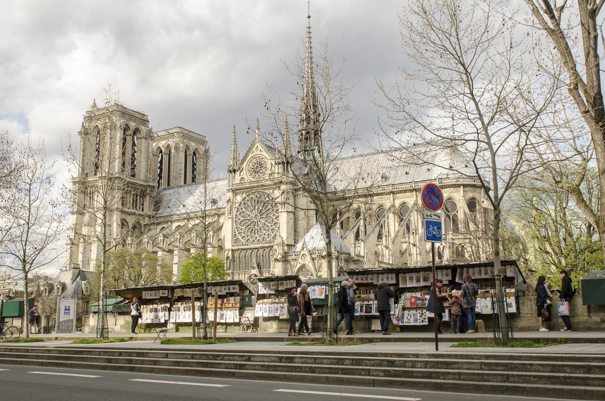 Notre Dame  PHOTOGRAPHY: ALEXANDER J.E. BRADLEY • NIKON D500 • AF-S NIKKOR 24-70MM Ƒ/2.8G ED @ 26MM • Ƒ/9 • 1/125 • ISO 100