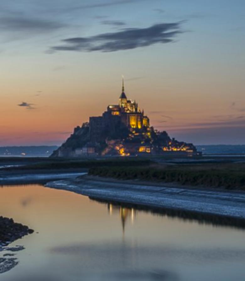 SHOT BY AN APERTURE TOUR CLIENT ON A Normandy / Mont Saint Michel TOUR WITH Alexander J.E. Bradley