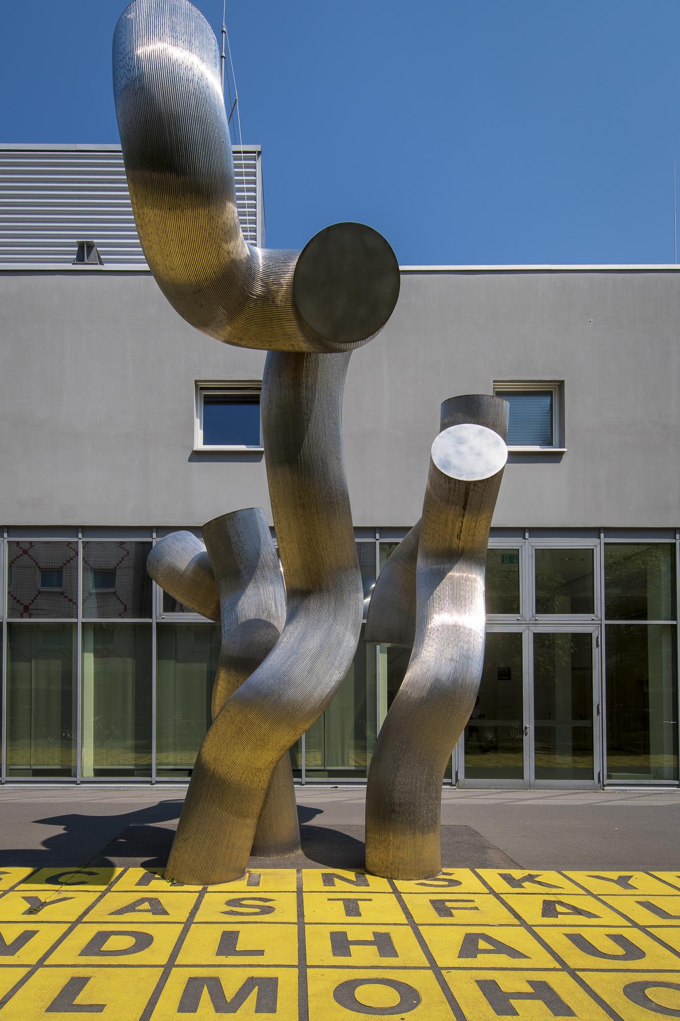 Berlinische Galerie  PHOTOGRAPHY: ALEXANDER J.E. BRADLEY • NIKON D500 • AF-S NIKKOR 14-24MM Ƒ/2.8G ED @ 14MM • Ƒ/11 • 1/250 • ISO 100