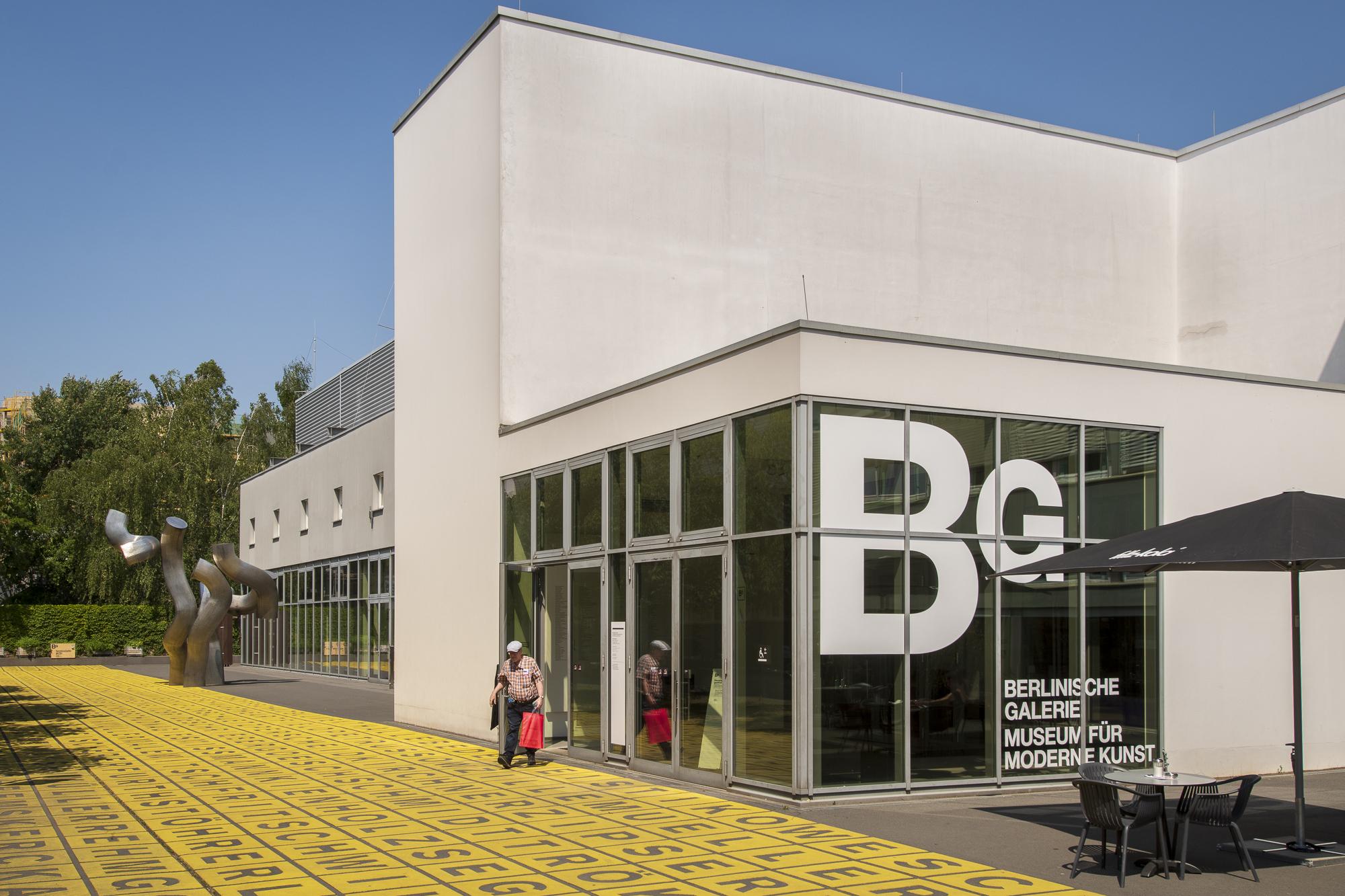 Berlinische Galerie  PHOTOGRAPHY: ALEXANDER J.E. BRADLEY • NIKON D500 • AF-S NIKKOR 14-24MM Ƒ/2.8G ED @ 23MM • Ƒ/11 • 1/250 • ISO 100