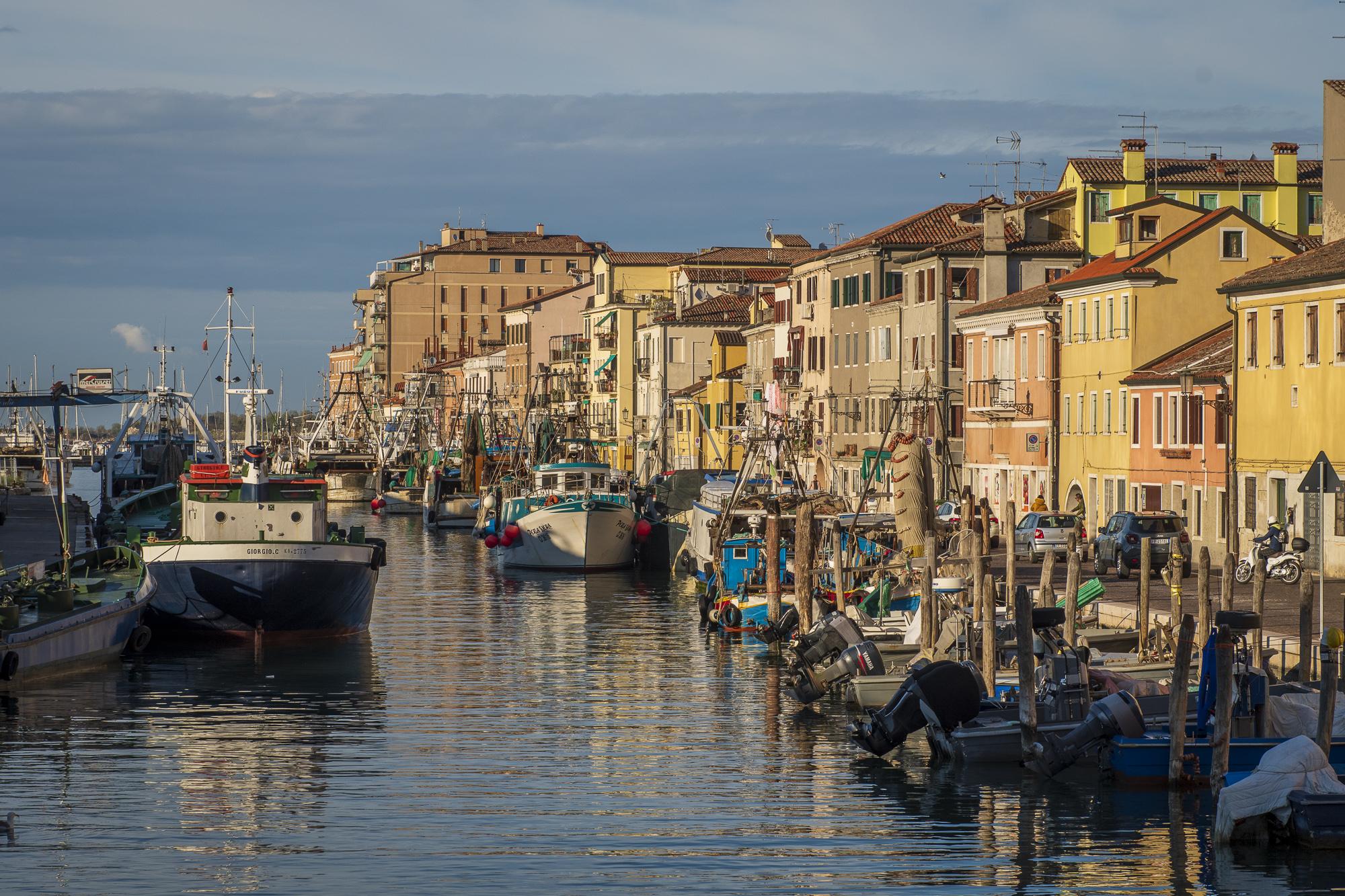 Chioggia  PHOTOGRAPHY: ALEXANDER J.E. BRADLEY • NIKON D500 • AF-S NIKKOR 24-70MM Ƒ/2.8G ED @ 70MM • Ƒ/8 • 1/500 SEC • ISO 100