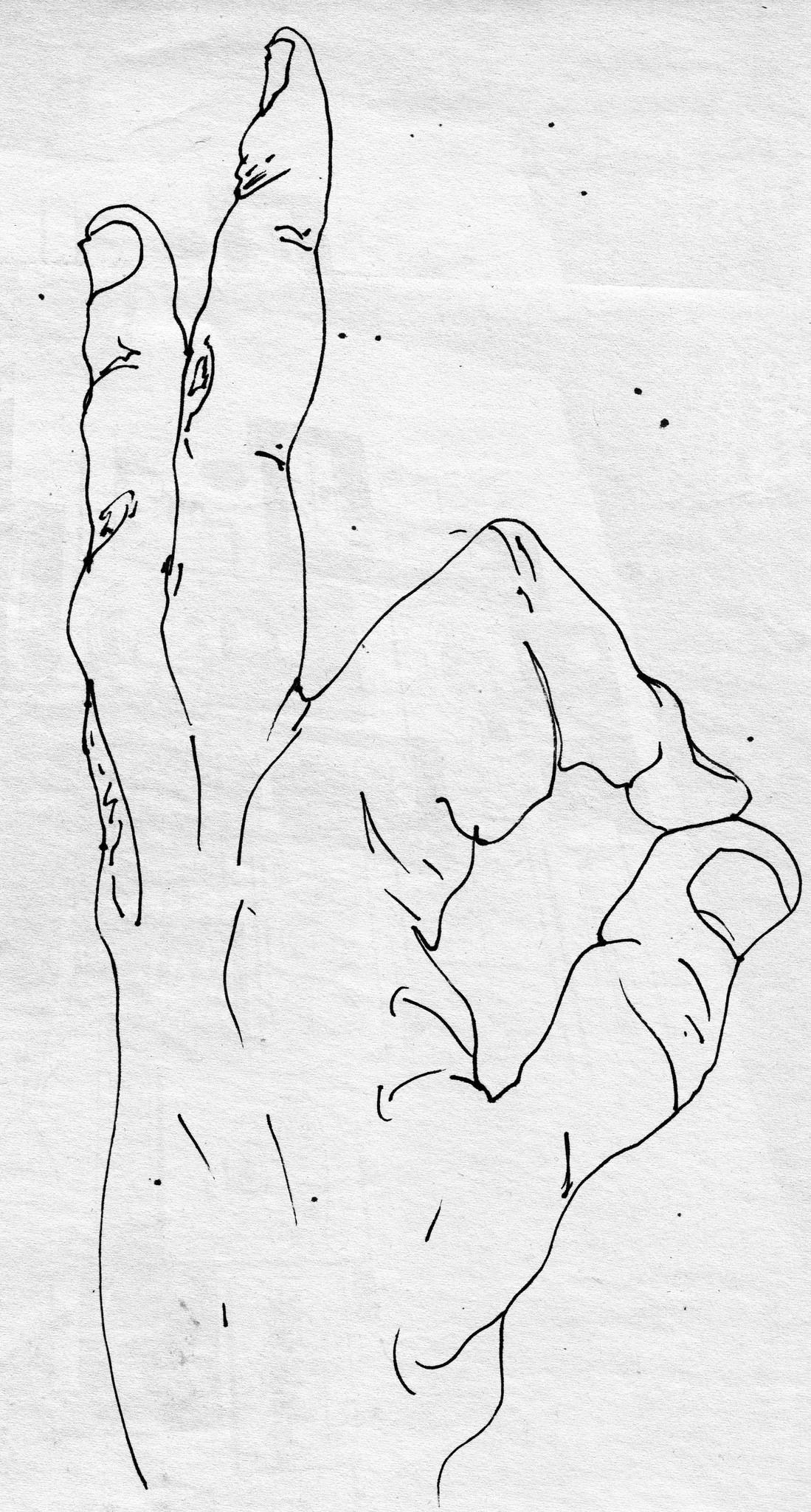 Ink Study 07